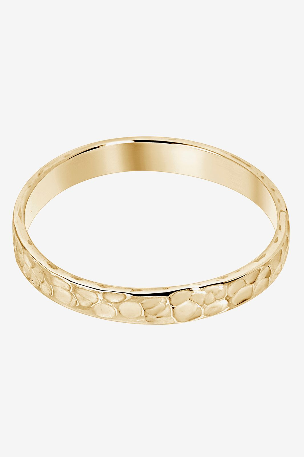 A Brend Goldplated ring Bodhi