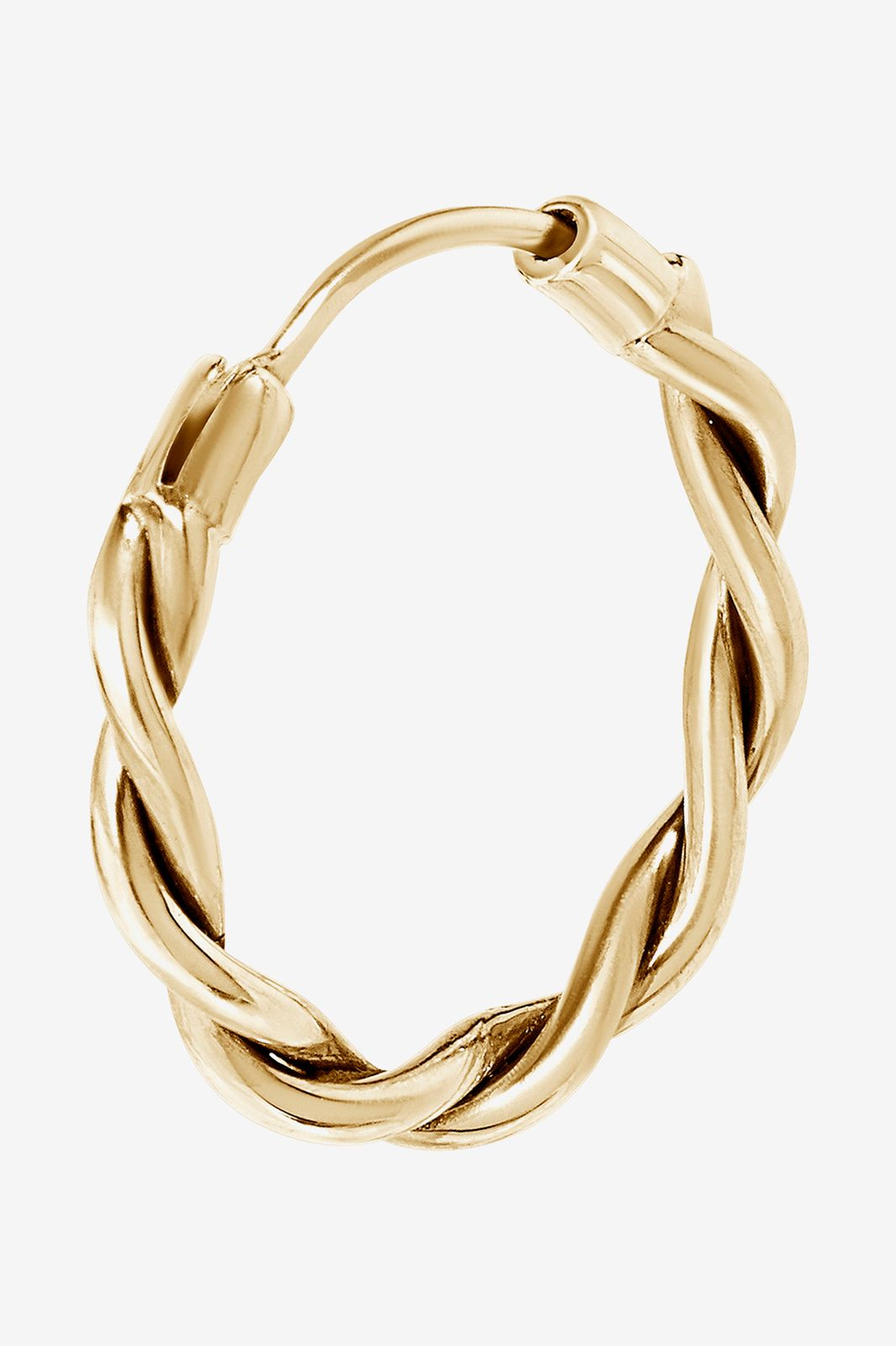 A Brend Goldplated oorbel Giggi-S