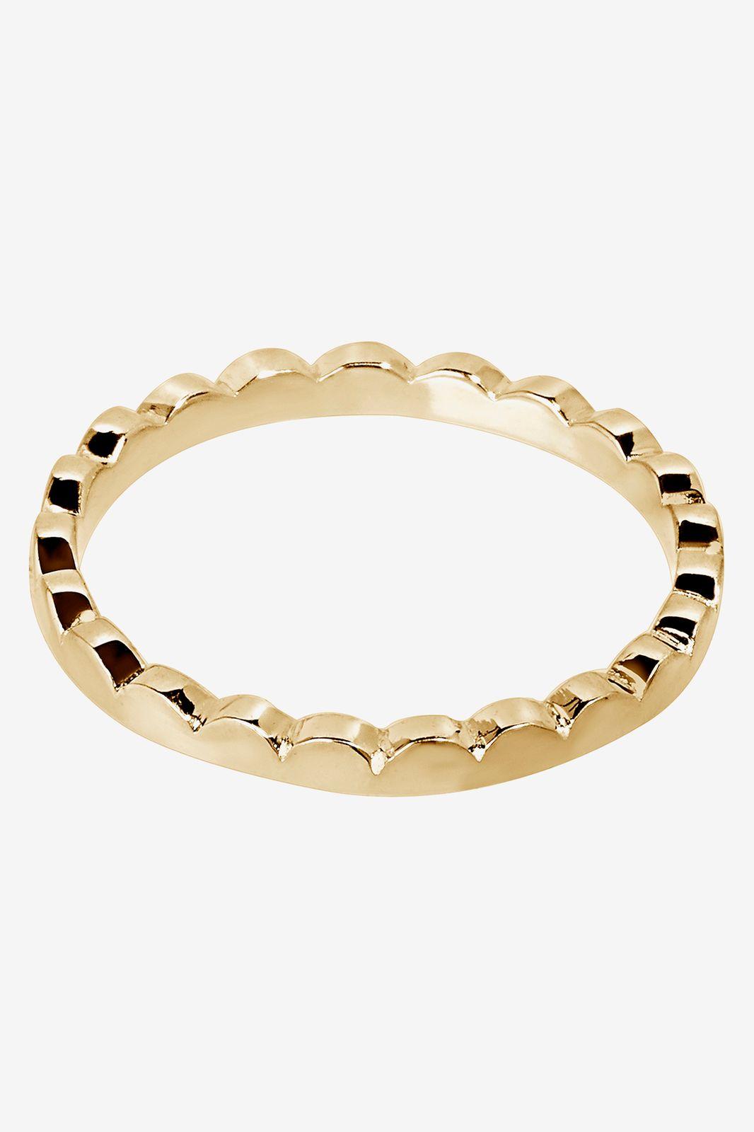 A Brend Goldplated ring Aicha - Dames | Sissy-Boy