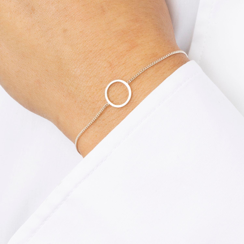 A Brend Zilveren armband Neva