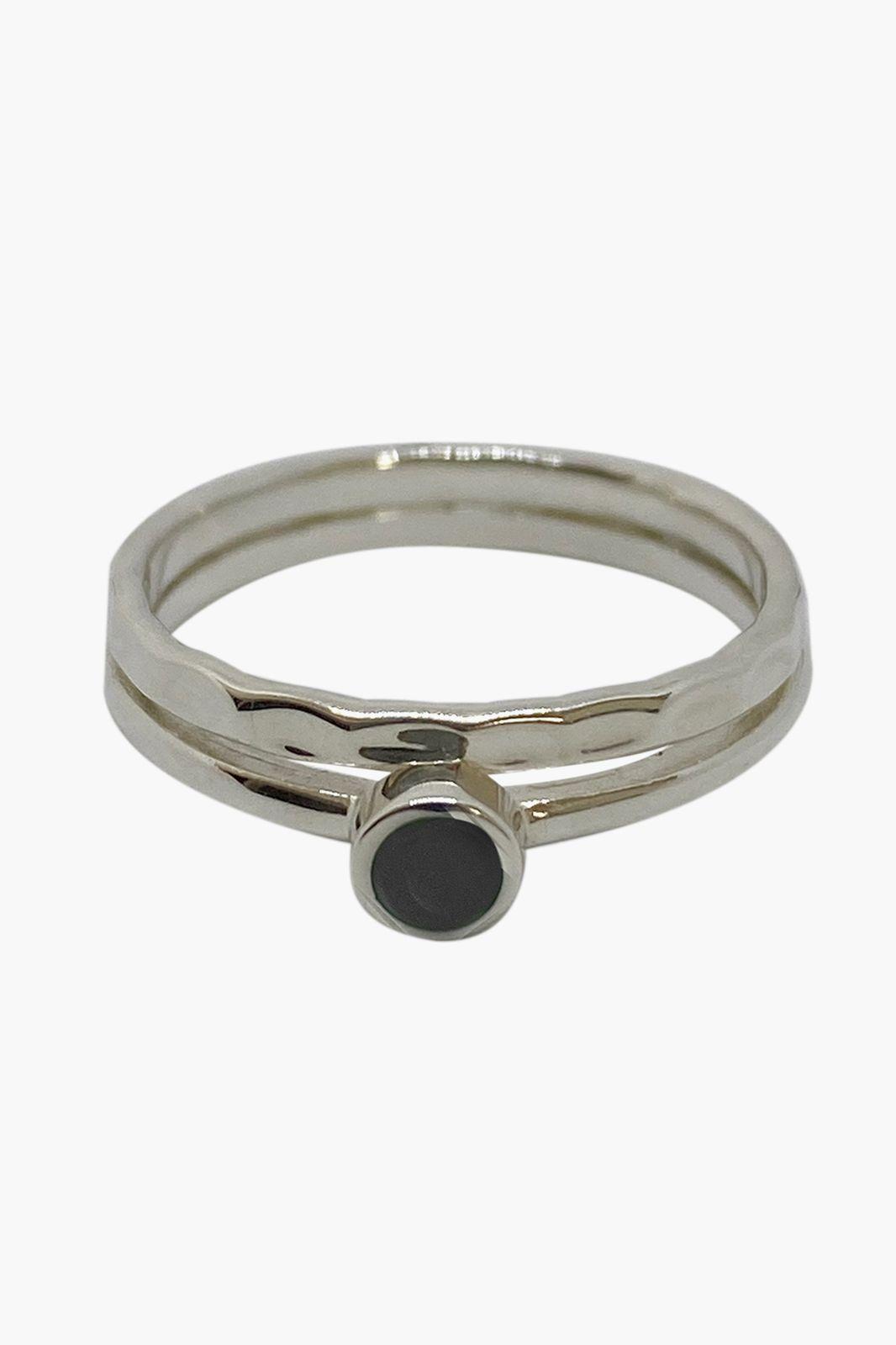 A Brend zilveren ring Fele - Dames | Sissy-Boy