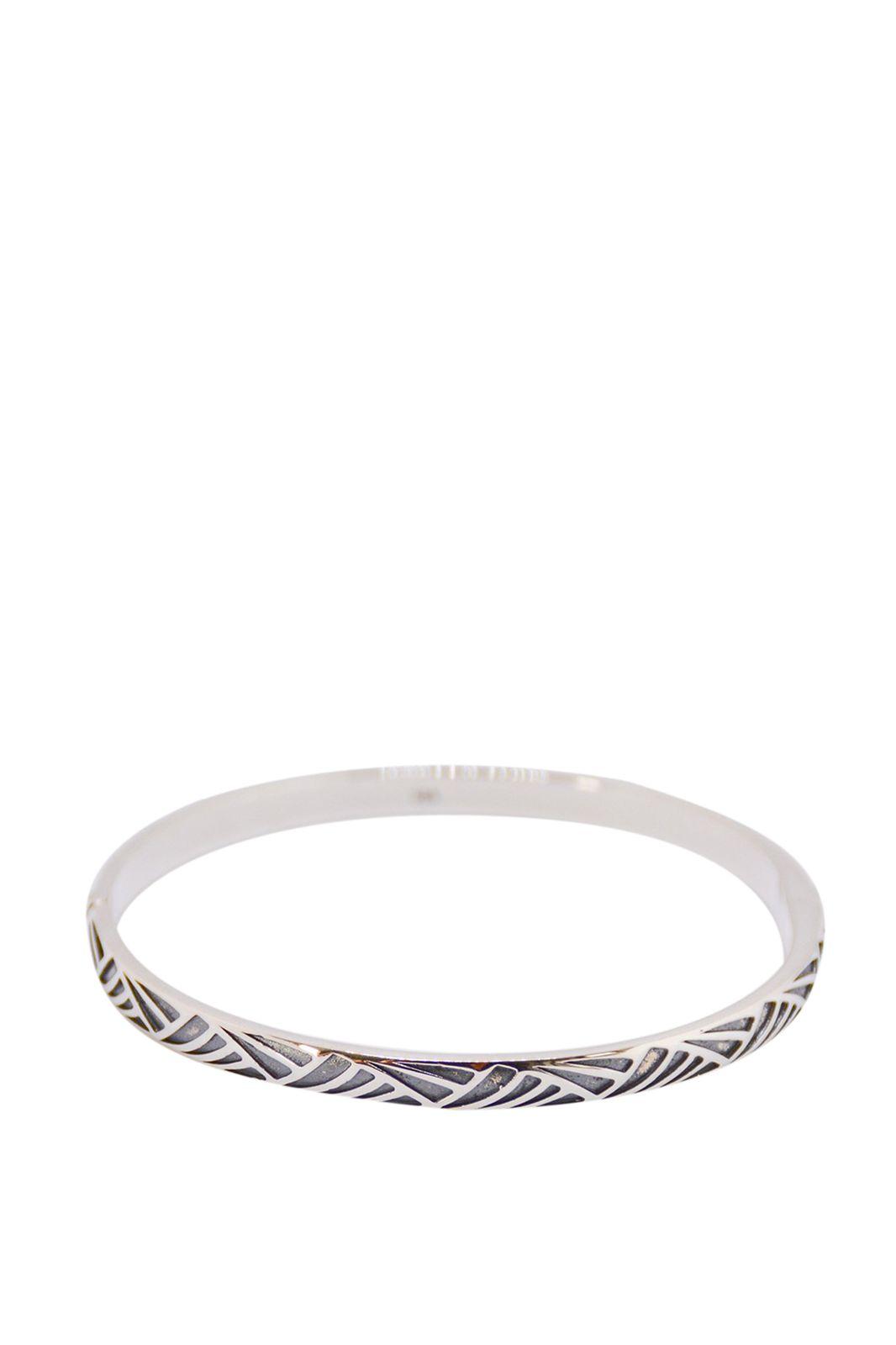 A Brend zilveren armband Bell - Dames   Sissy-Boy