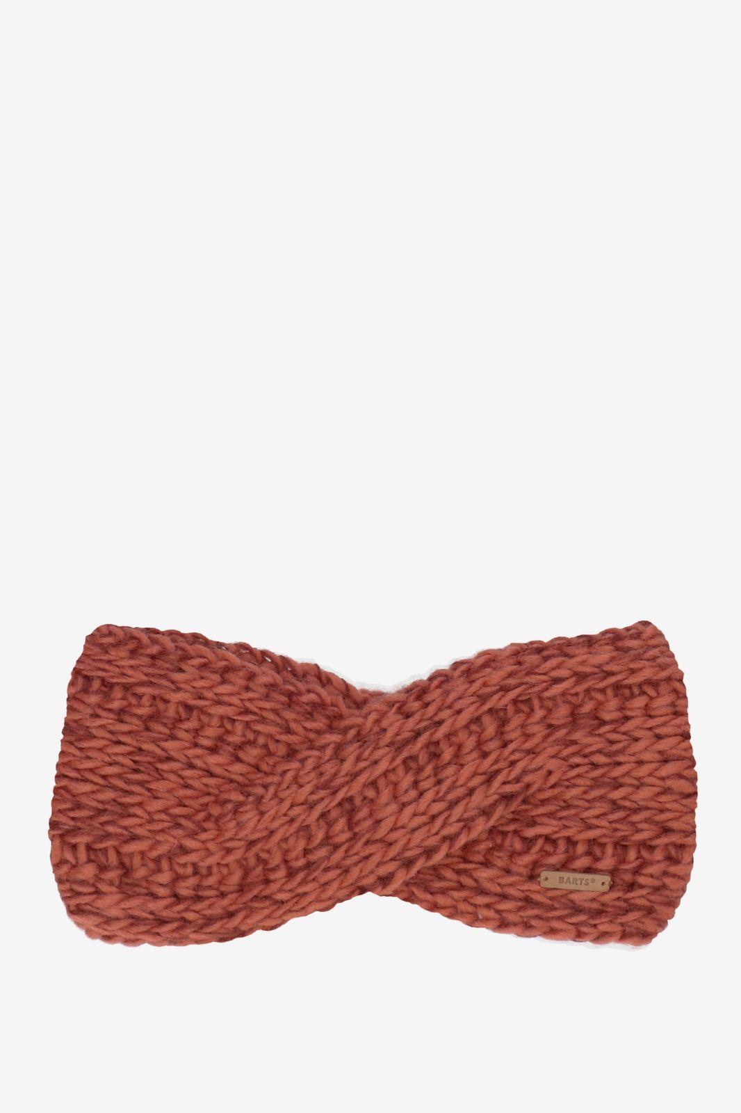 Barts rode haarband gebreid - Dames | Sissy-Boy