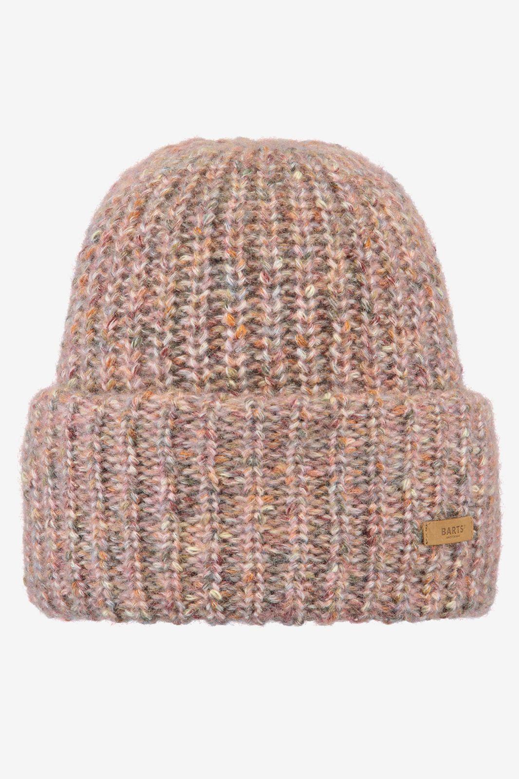 Barts Nap yarn muts roze - Dames | Sissy-Boy