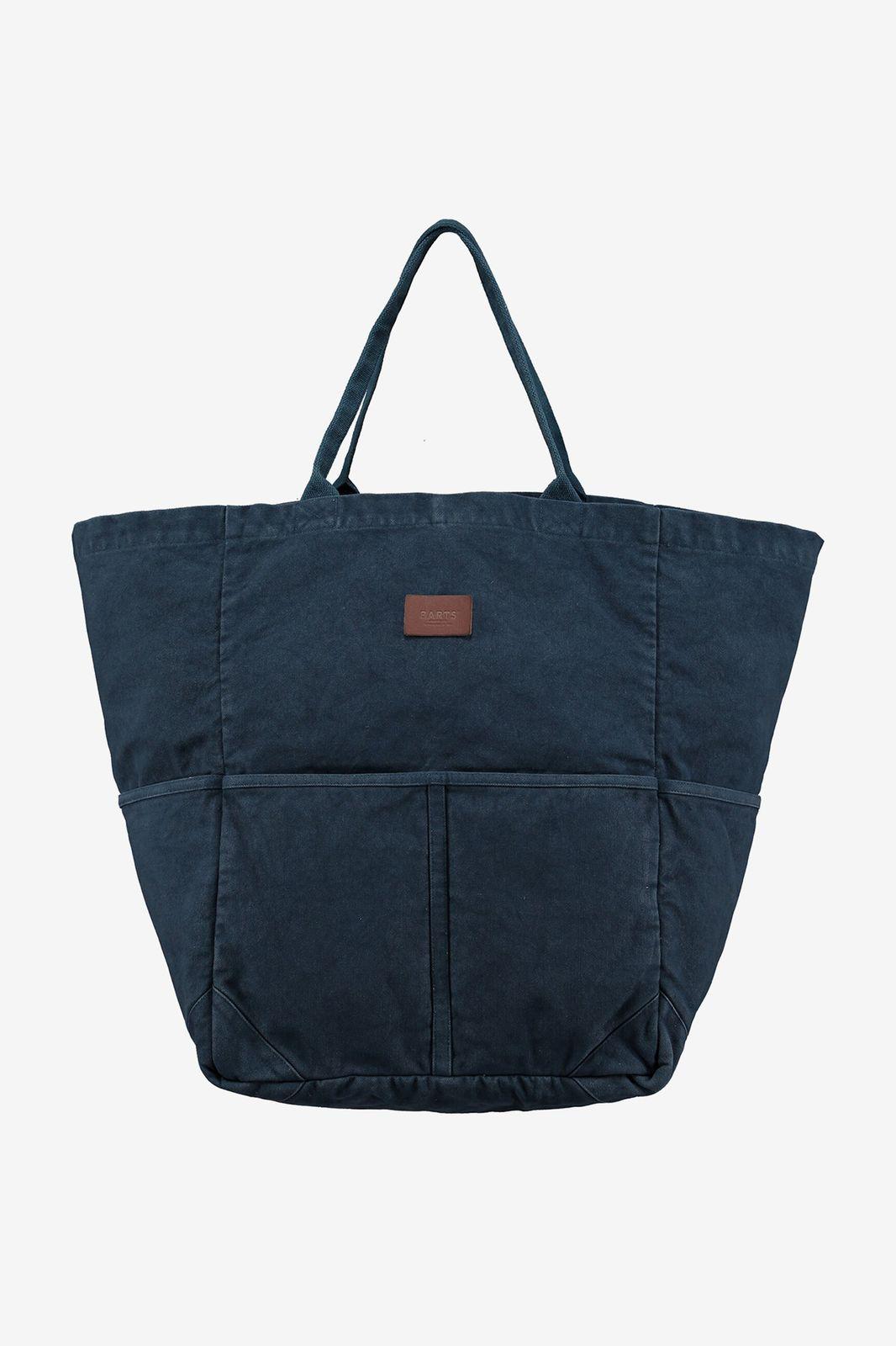 Barts Donkerblauwe shopper