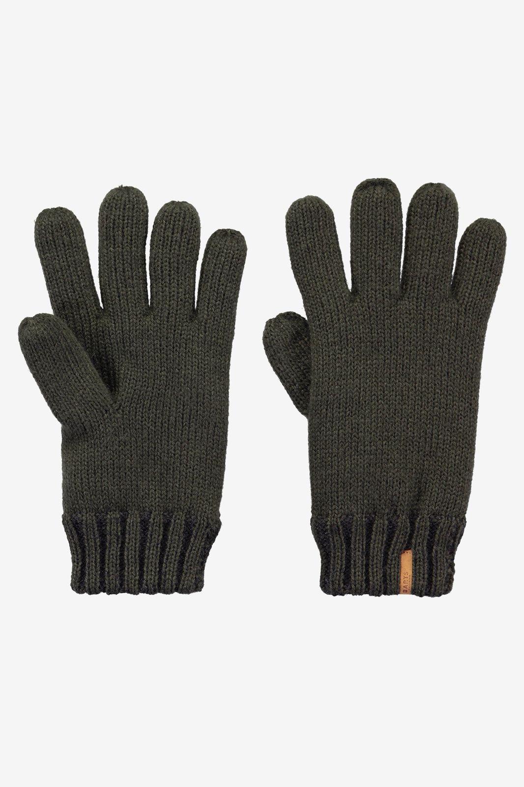 Barts boys Brighton Gloves donkergroen - Kids | Sissy-Boy