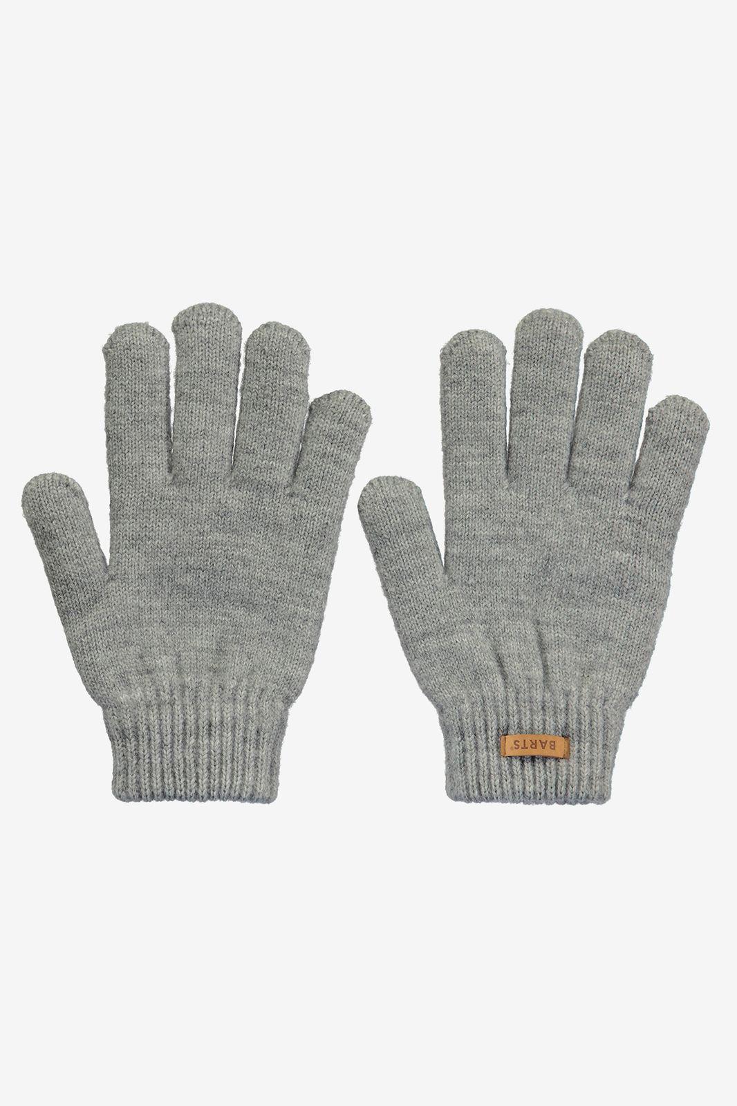 Barts girls Rozamond Gloves grijs - Kids   Sissy-Boy