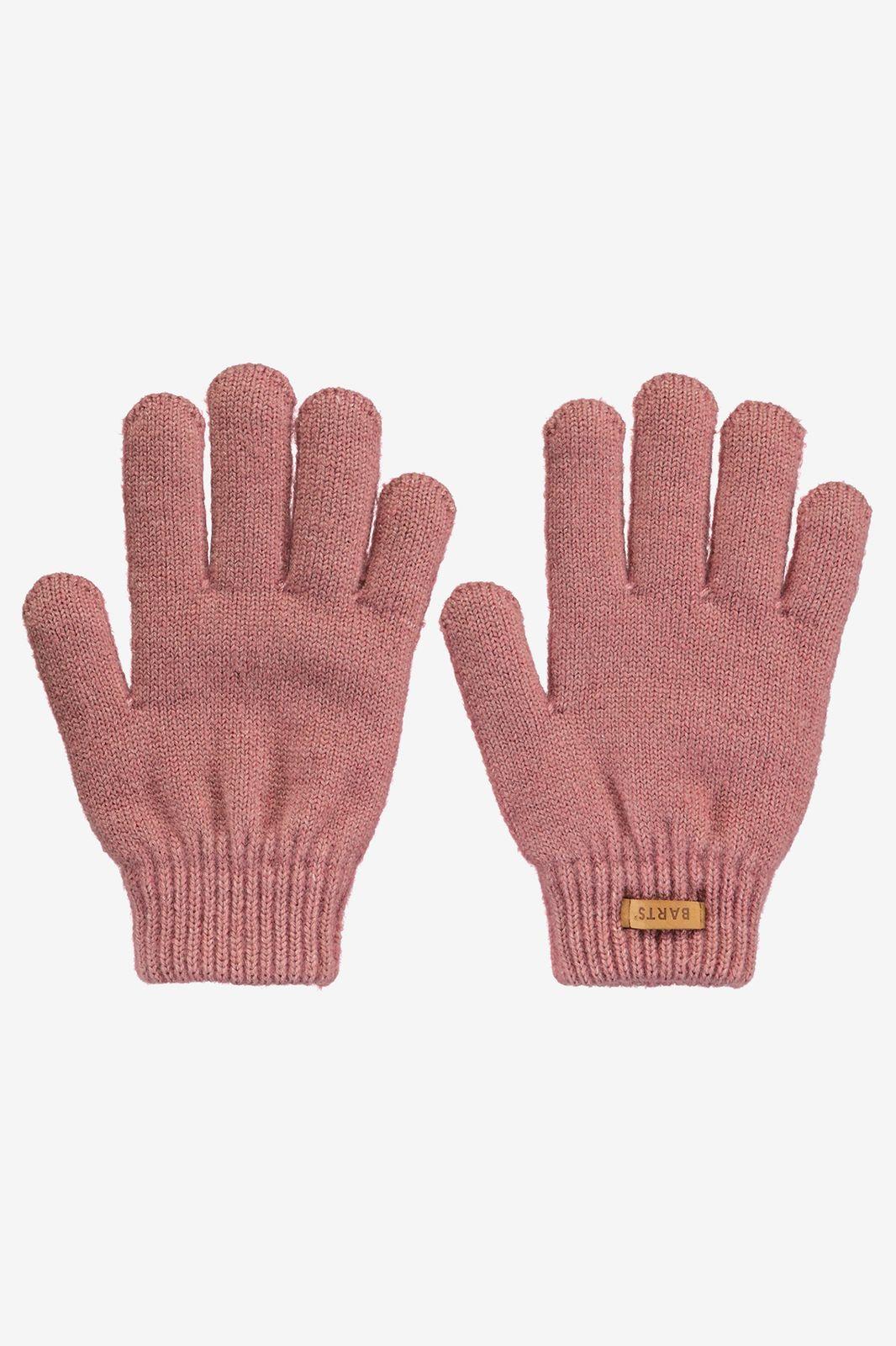 Barts Rozamond Gloves roze - Kids   Sissy-Boy