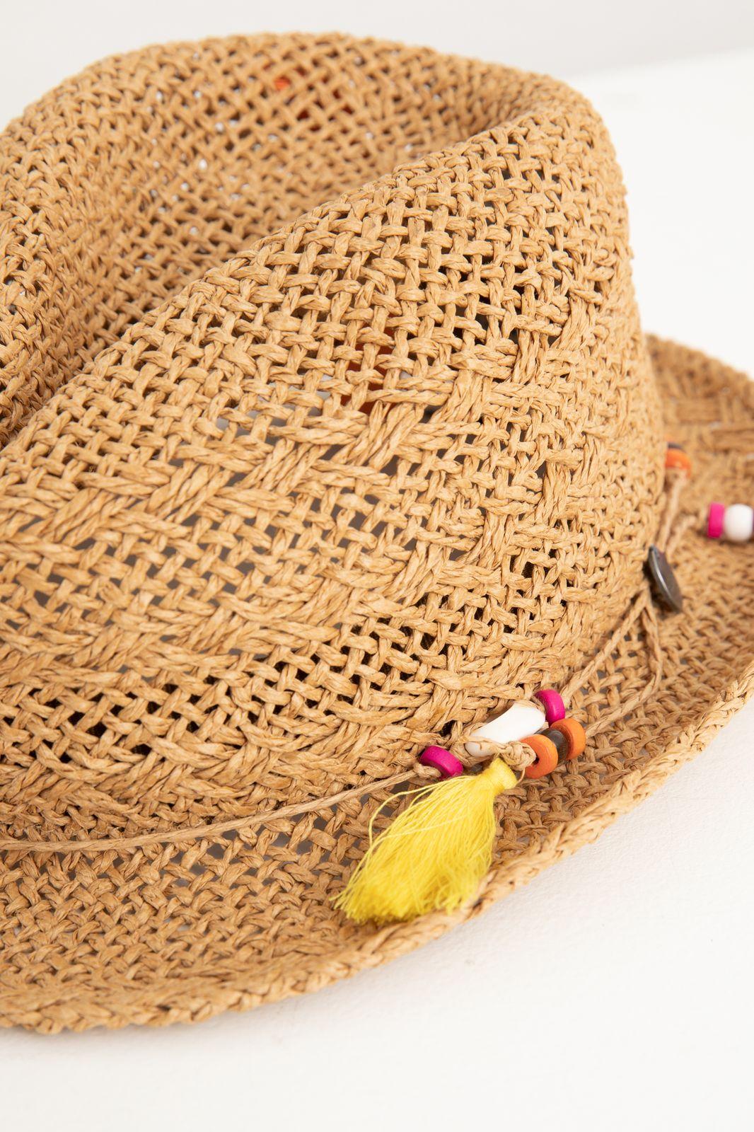 Barts rieten Yabby Hat - Kids | Sissy-Boy
