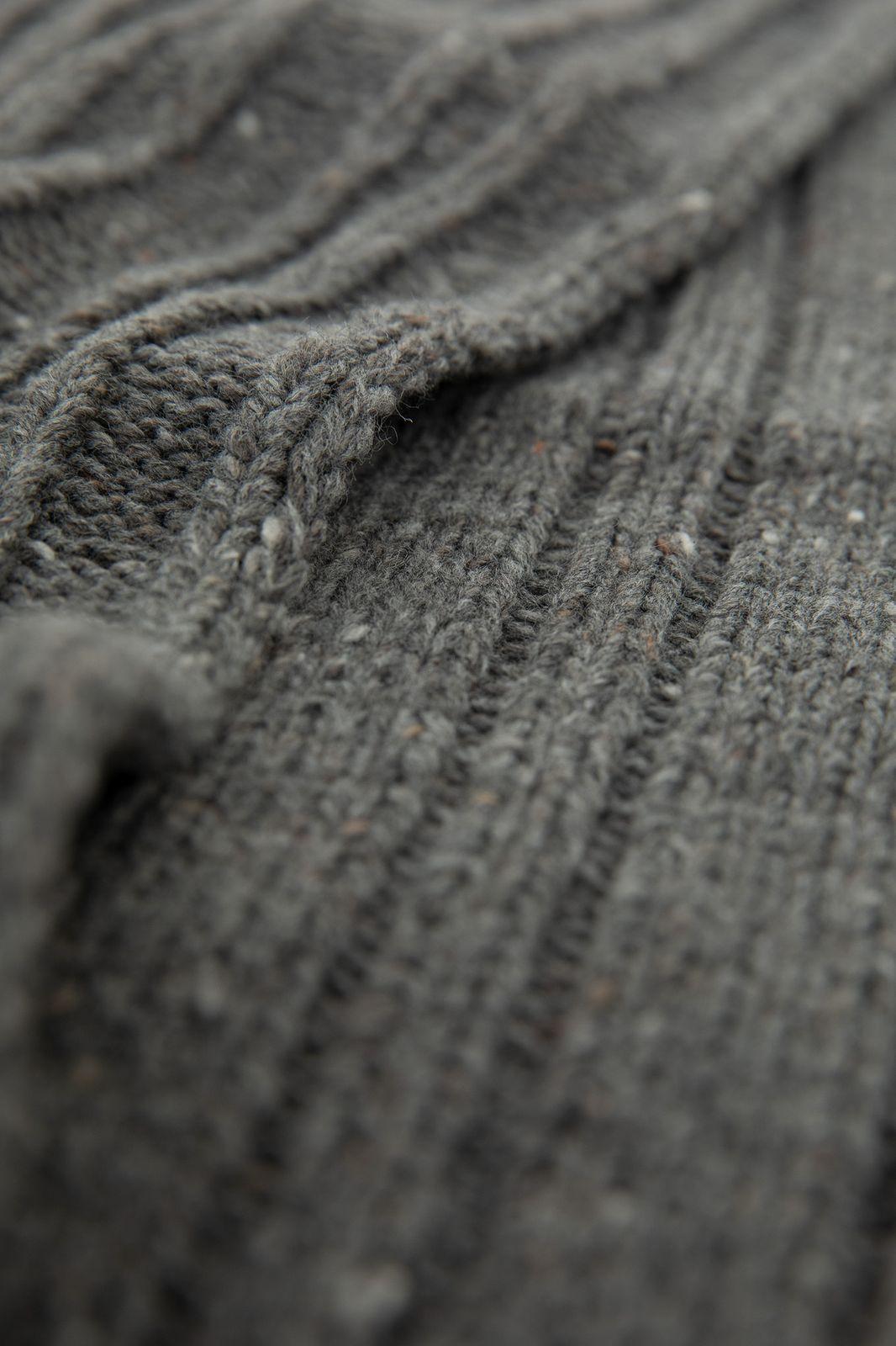 Barts grijze gebreide sjaal - Kids   Sissy-Boy