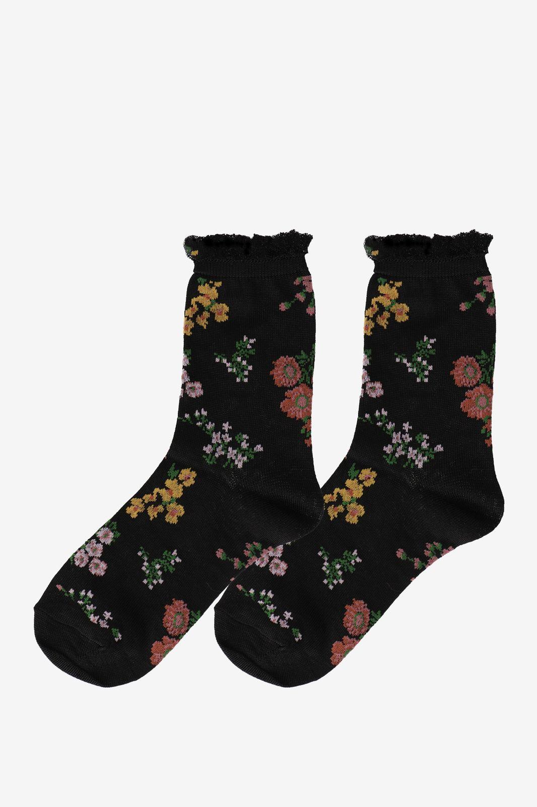 Becksöndergaard sokken Flowerwhirl Myla - Dames | Sissy-Boy