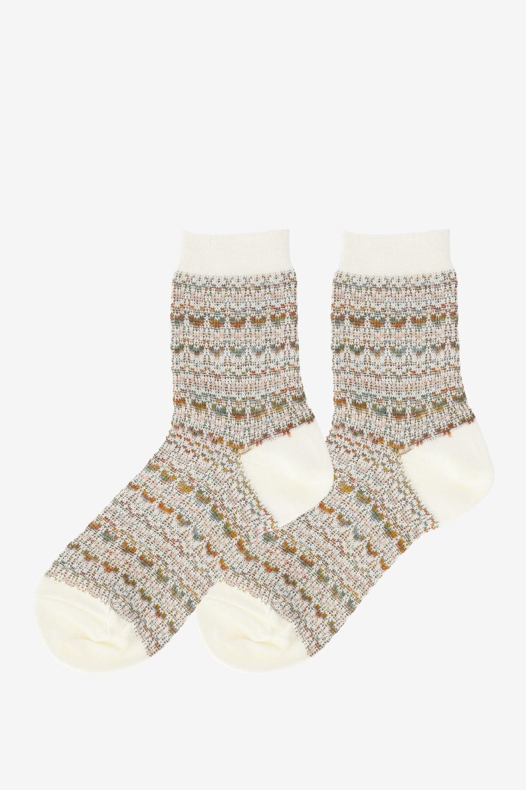 Becksöndergaard witte sokken Athena - Dames   Sissy-Boy