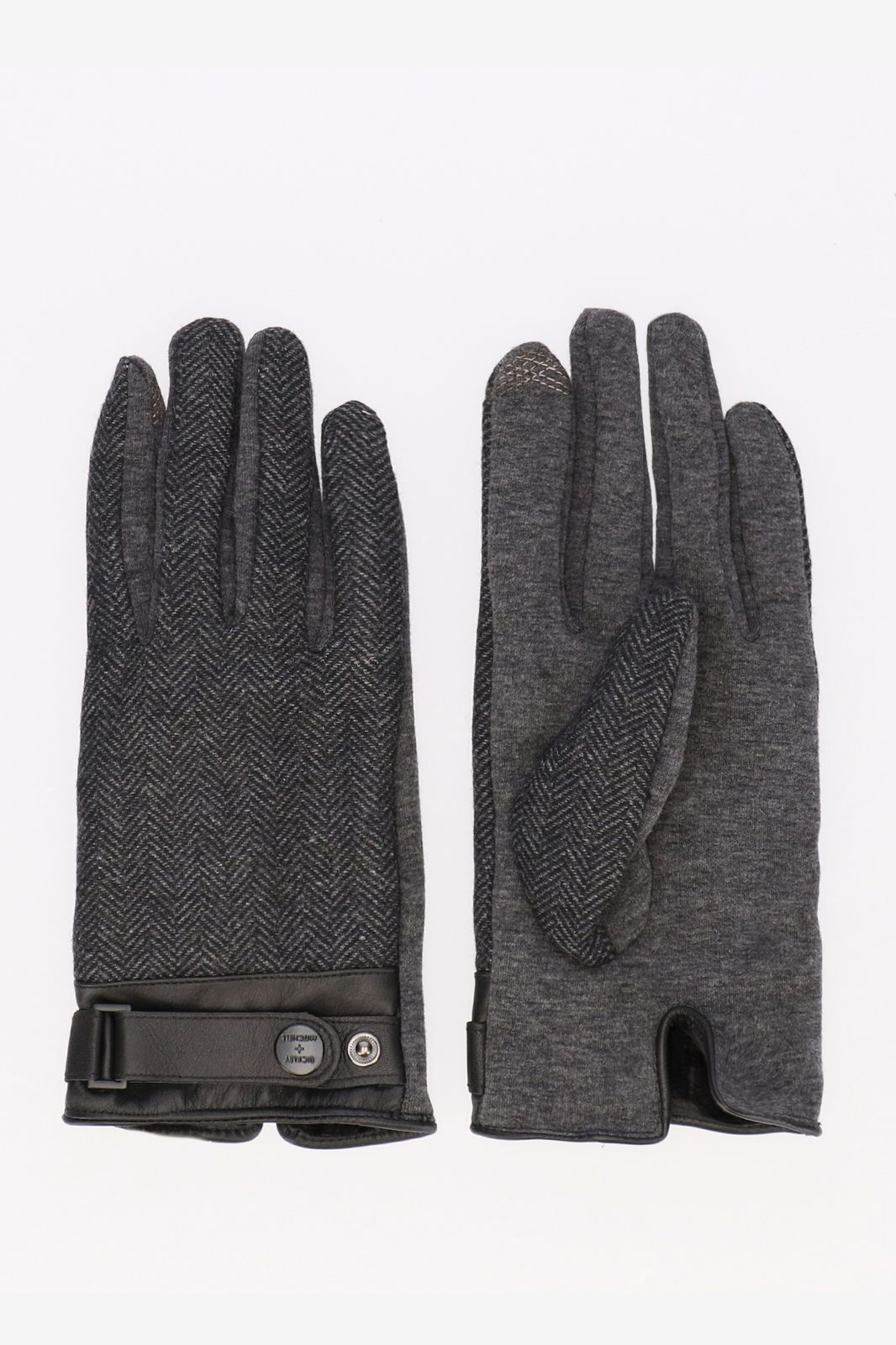 Bickley + Mitchell handschoenen antraciet
