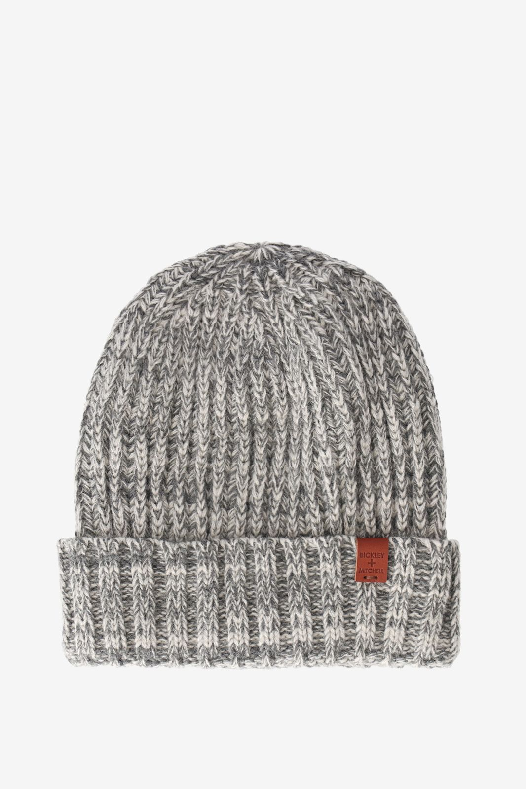 Bickley and Mitchell beanie grijs - Heren | Sissy-Boy