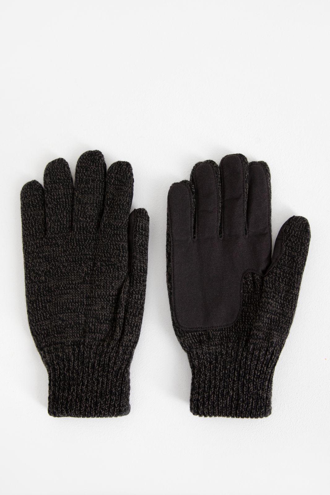Bickley and Mitchell handschoen Twist zwart - Heren | Sissy-Boy