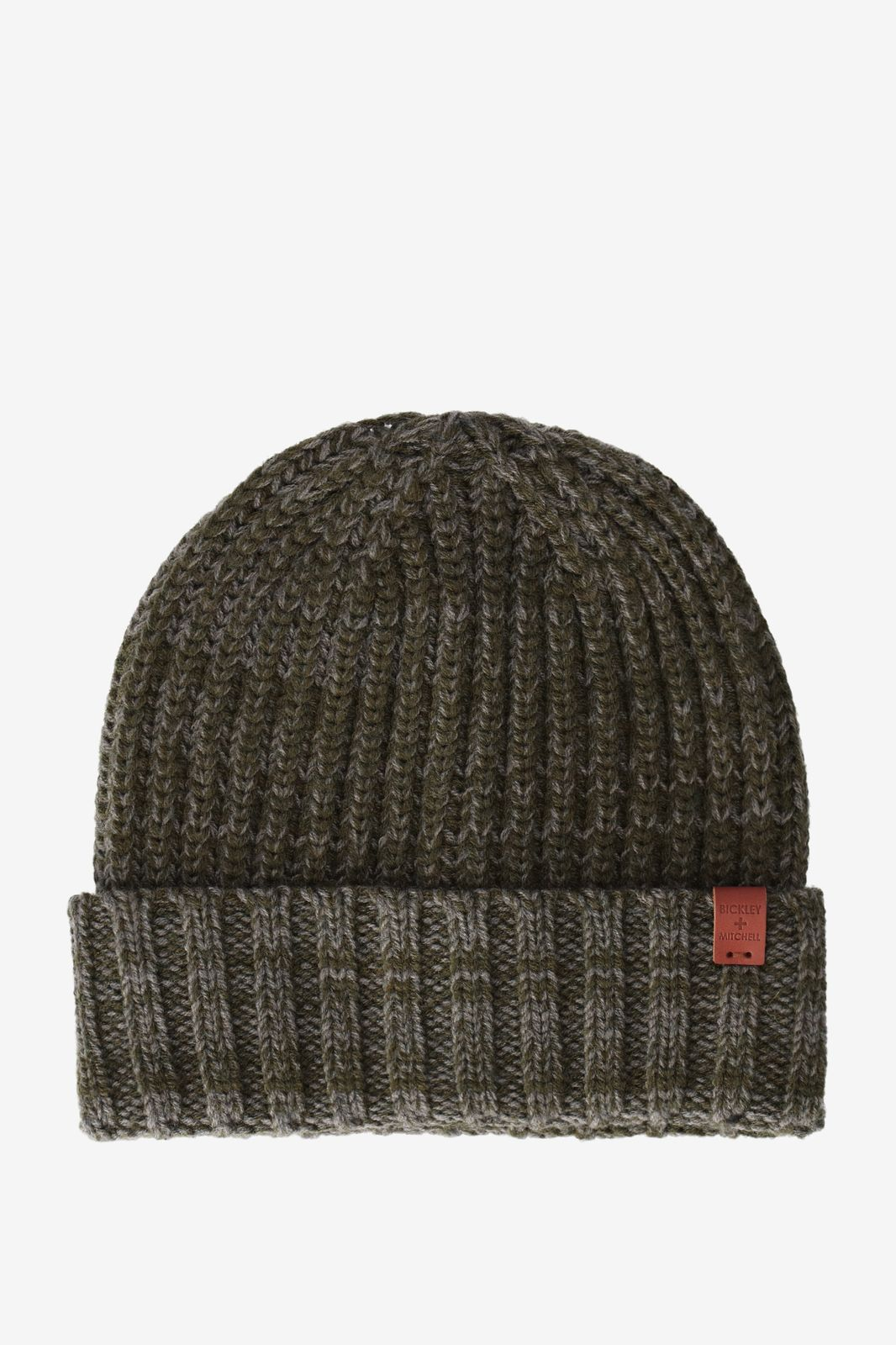 Bikcley and Mitchell beanie donkergroen - Heren | Sissy-Boy