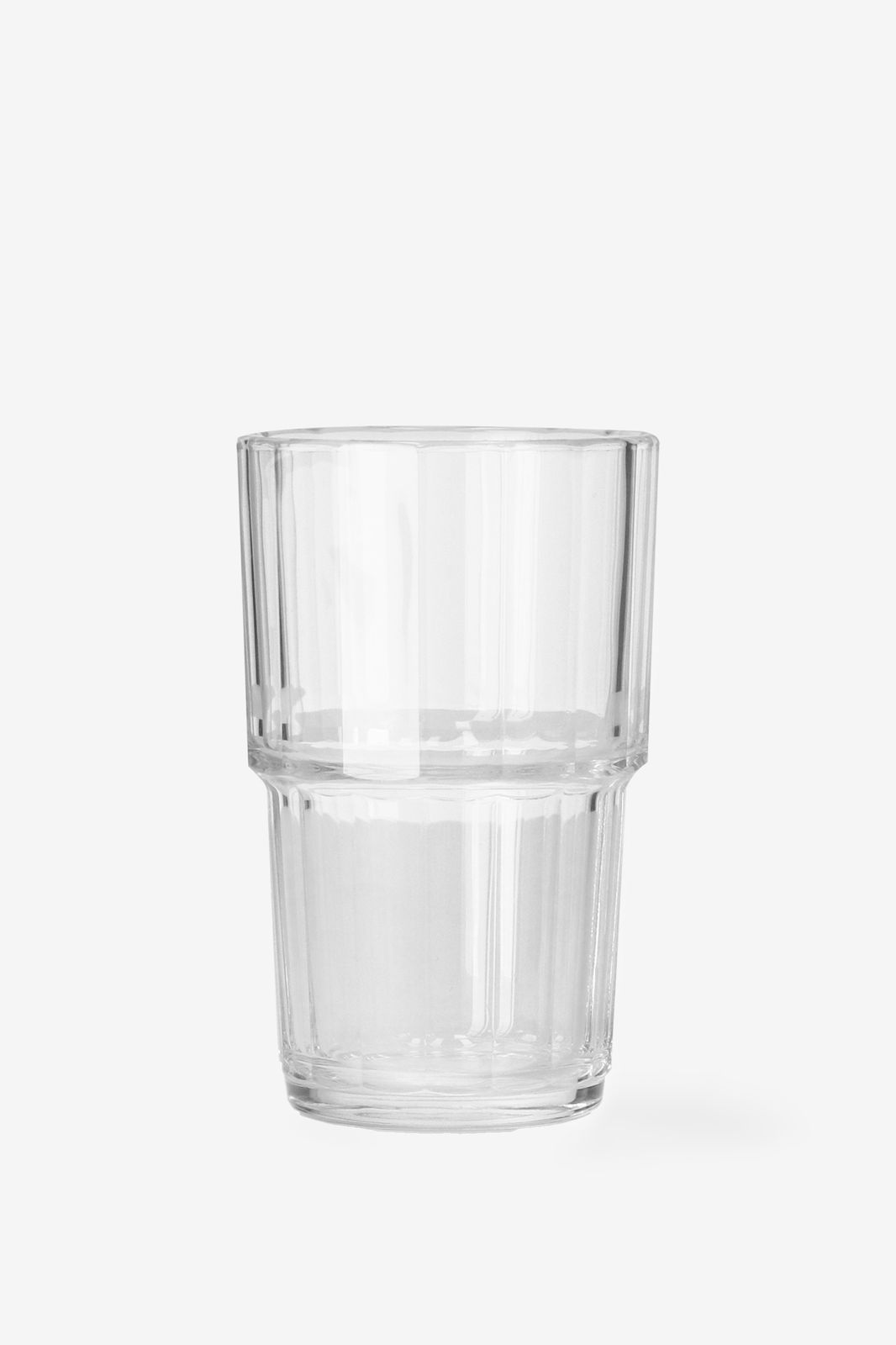 Glas tumbler Norvège glas L