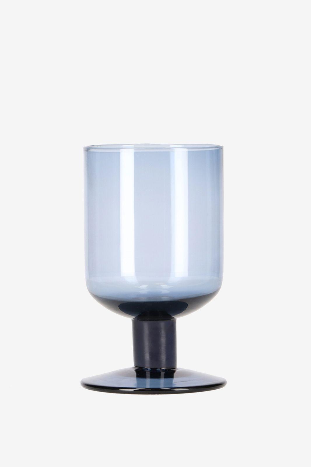 Bitossi Blauw wijnglas - Homeland | Sissy-Boy