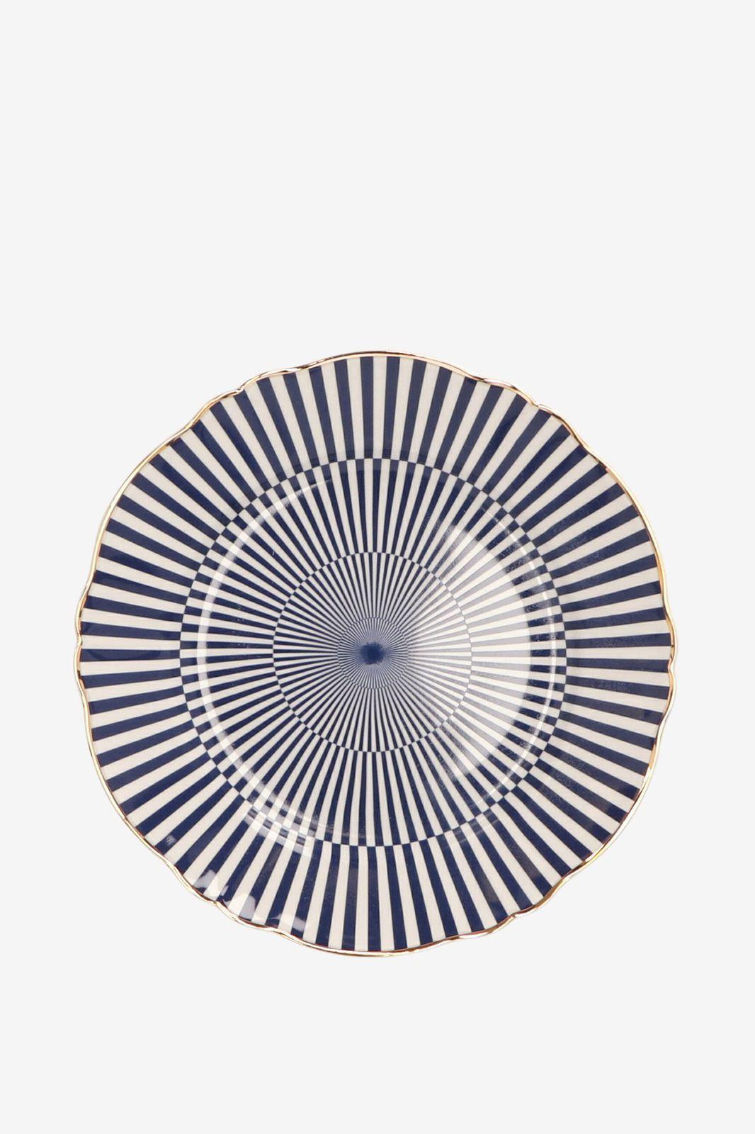 Bitossi bord geometric porselein
