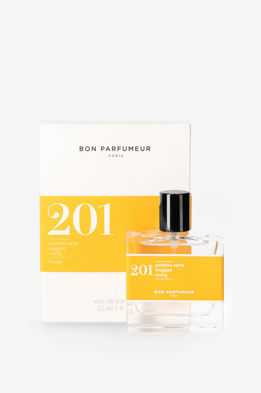 Bon parfumeur 201: green apple / lily-of-the-valley / quince