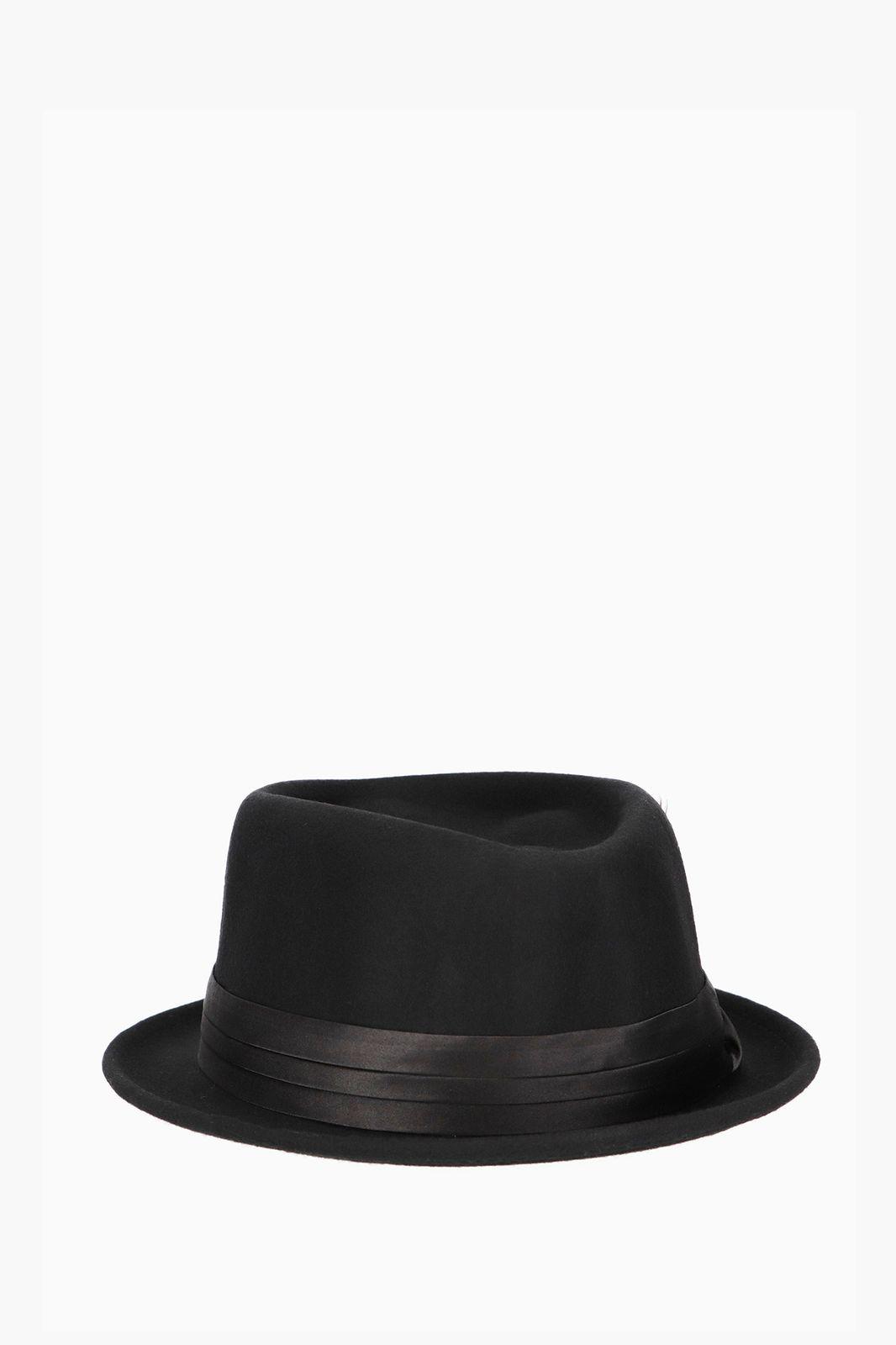 Brixton hoed met veren detail - Heren | Sissy-Boy