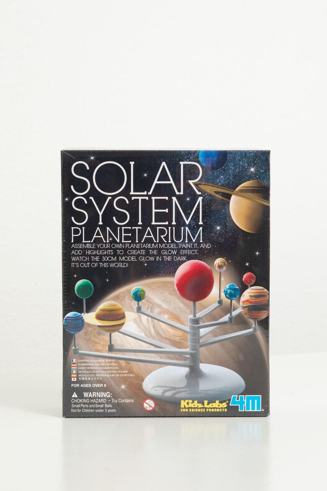 4M Kidzlabs Space Bouwset - Homeland | Sissy-Boy