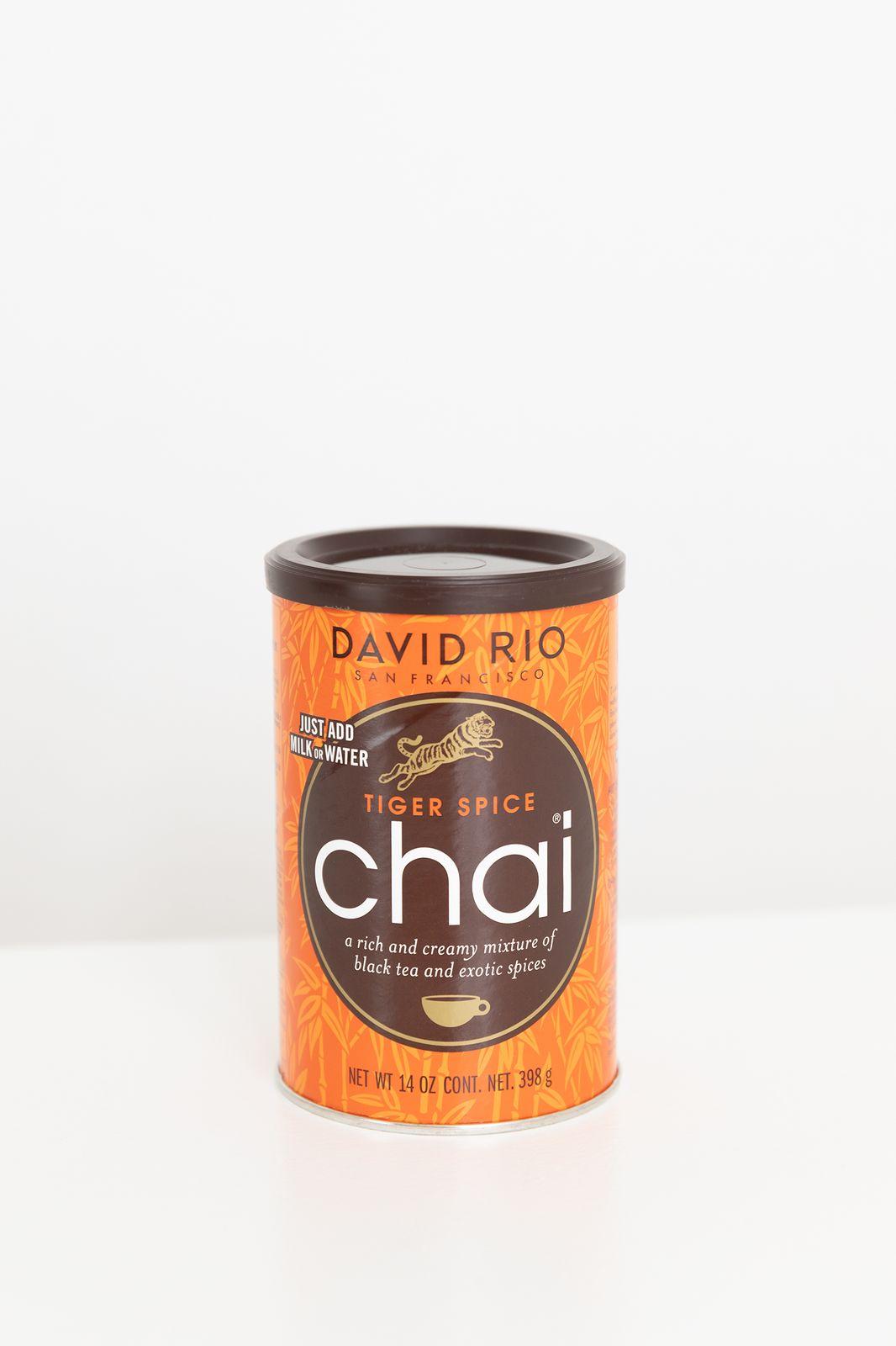 David Rio Chai Latte Tiger Spice