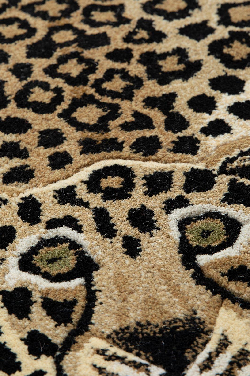 Doing goods loony leopard vloerkleed - Homeland   Sissy-Boy