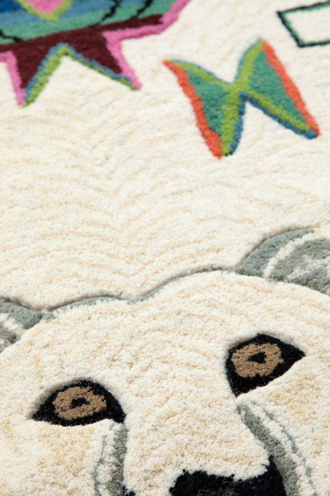 Doing goods kasbah polar bear vloerkleed - Homeland | Sissy-Boy