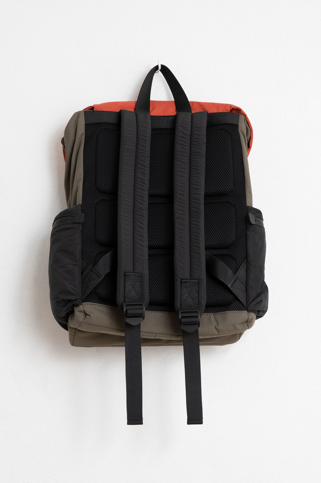 Ecoalf Wild Sherpa Backpack multicolor