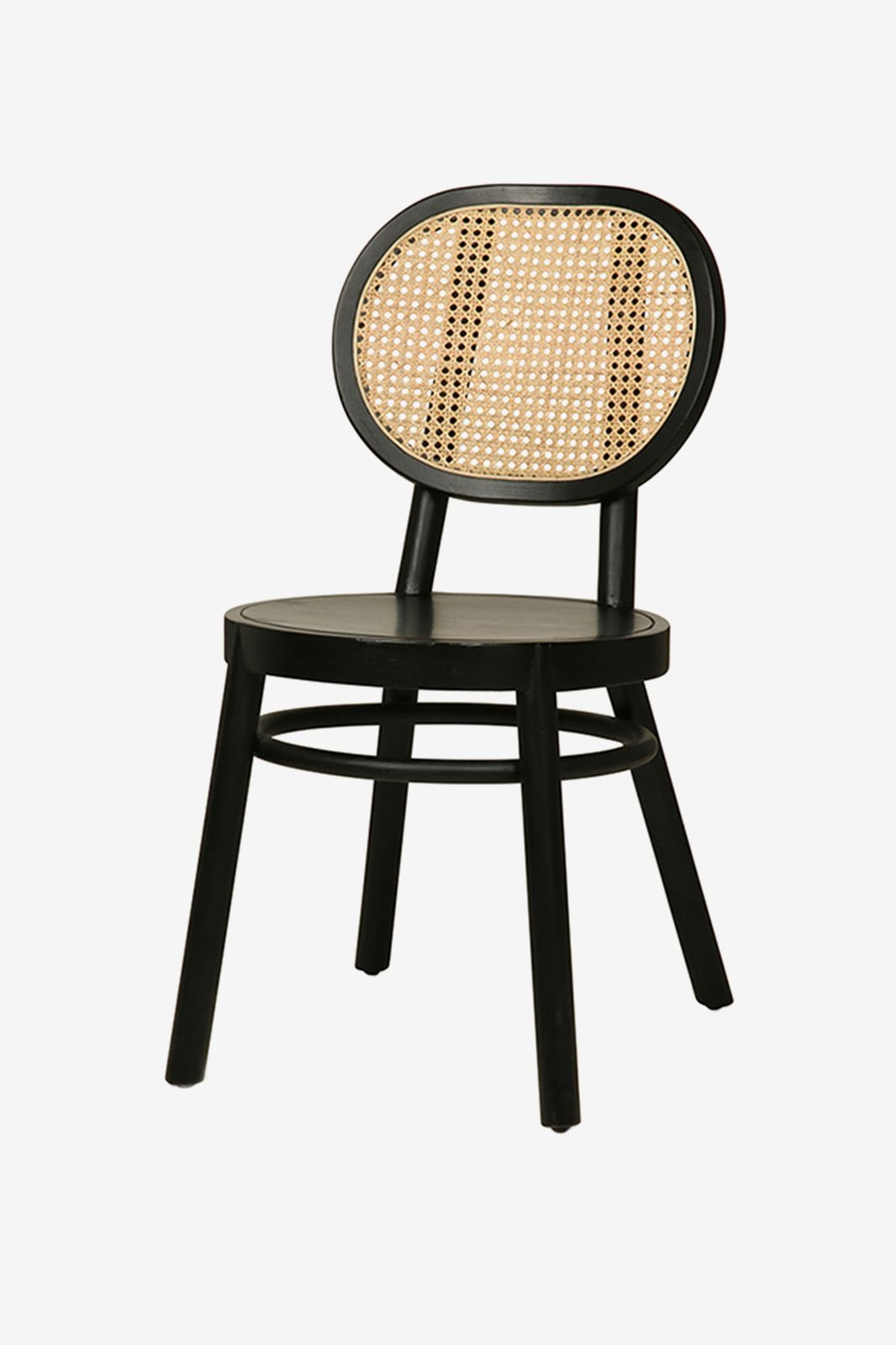 HKliving retro webbing chair black - Homeland | Sissy-Boy