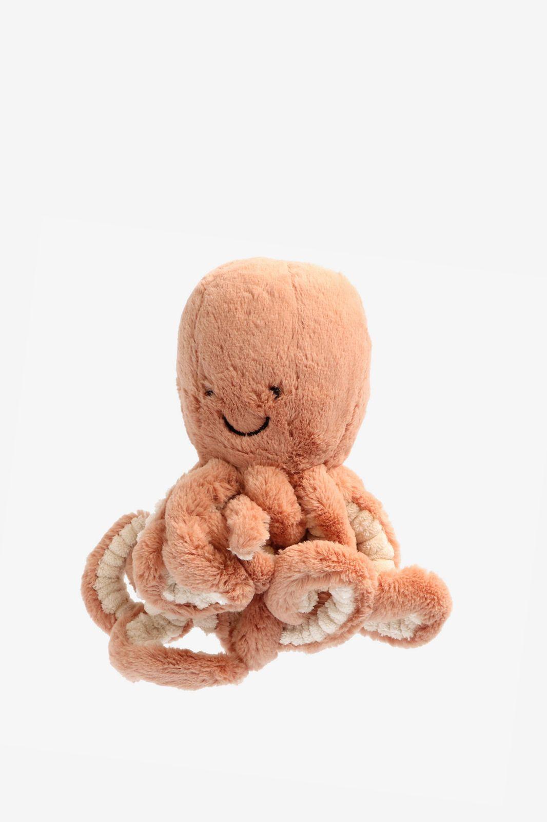 Jellycat Octopus knuffel klein - Homeland | Sissy-Boy