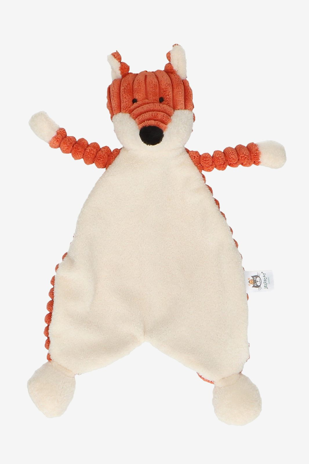 Jellycat knuffel baby vos