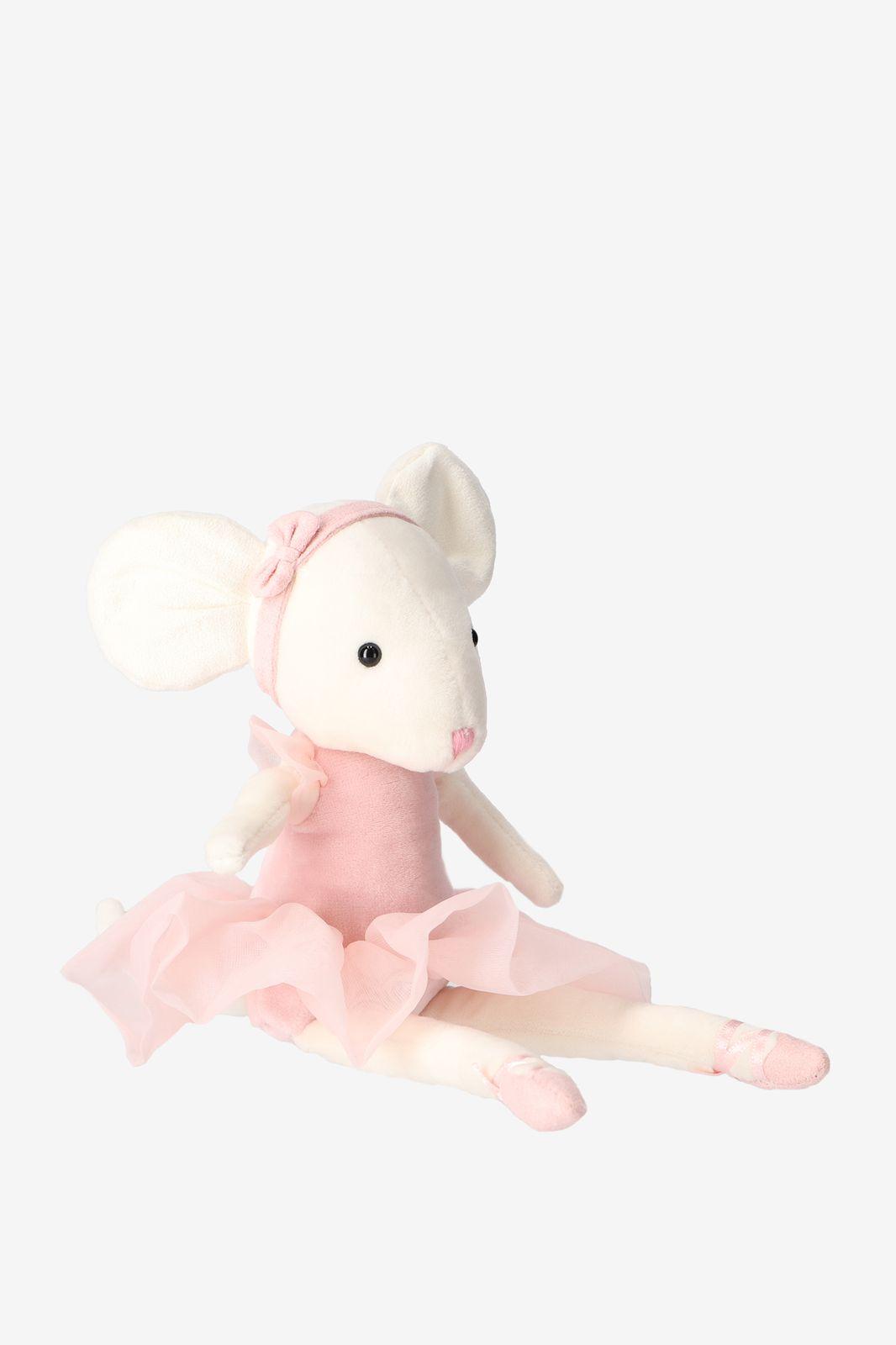 Jellycat knuffel ballerina muis