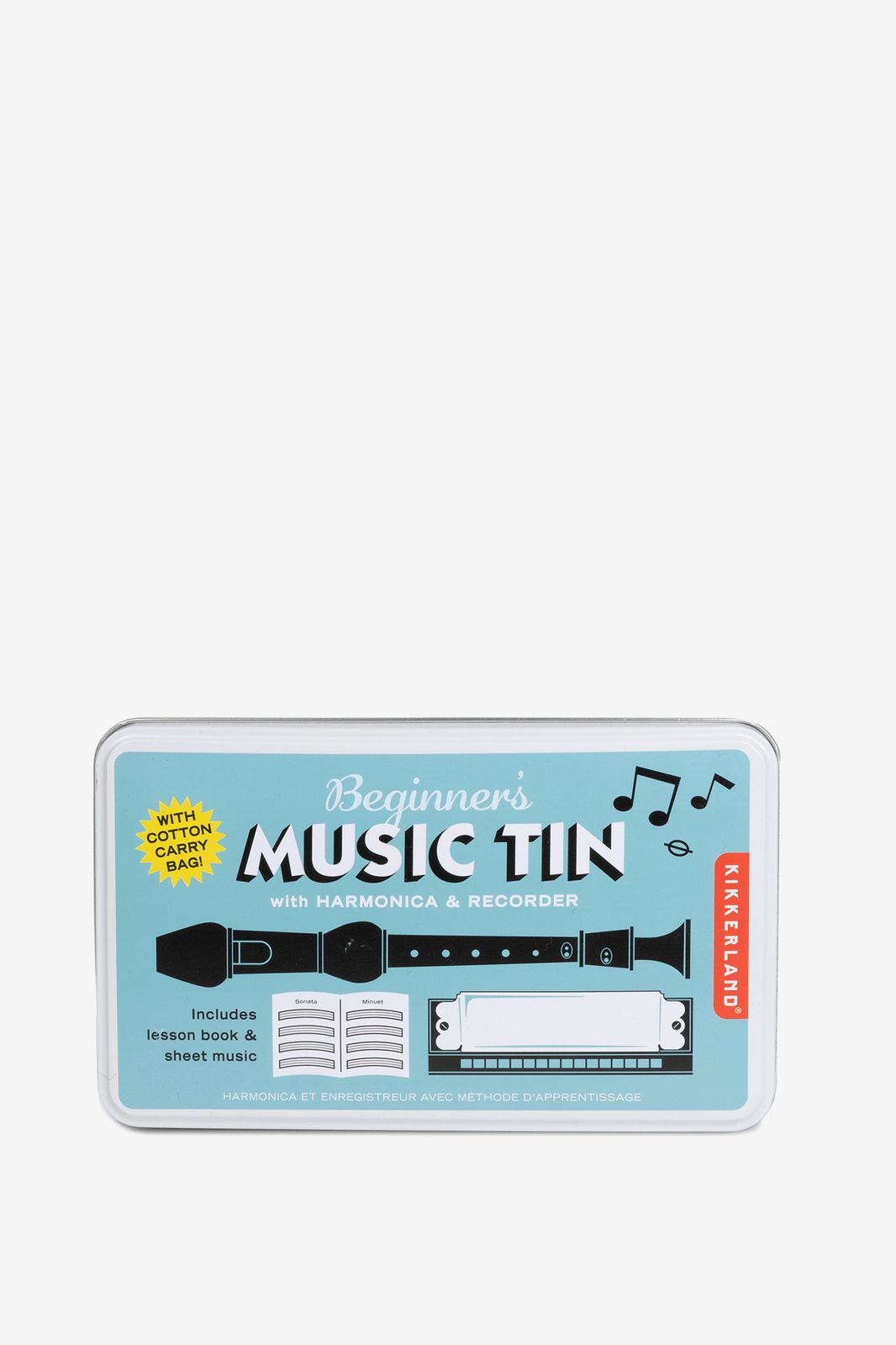 Music in a Tin