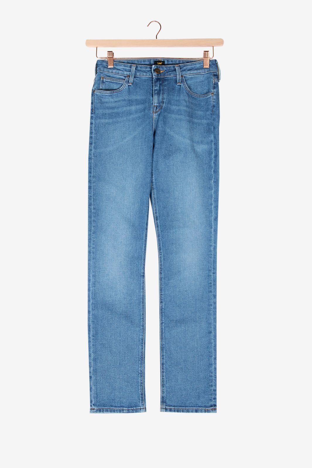 LEE blauwe slim fit jeans Elly