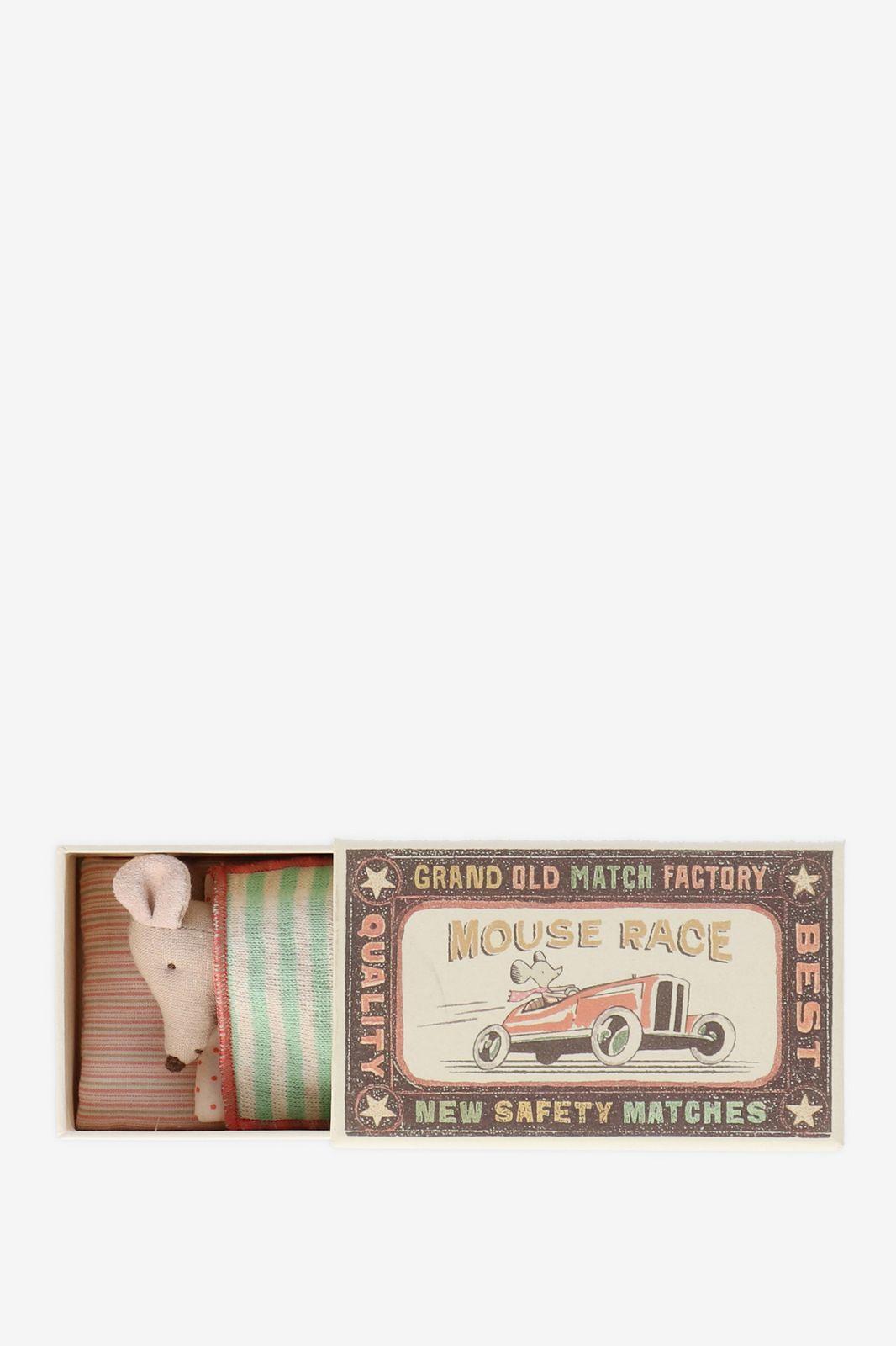Knuffel muis in box - Homeland | Sissy-Boy