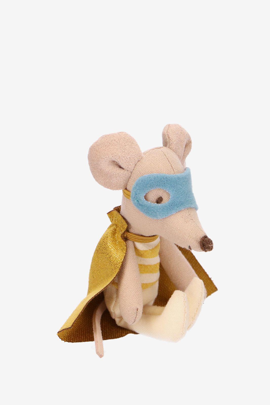 Knuffel muis in koffer - Homeland | Sissy-Boy
