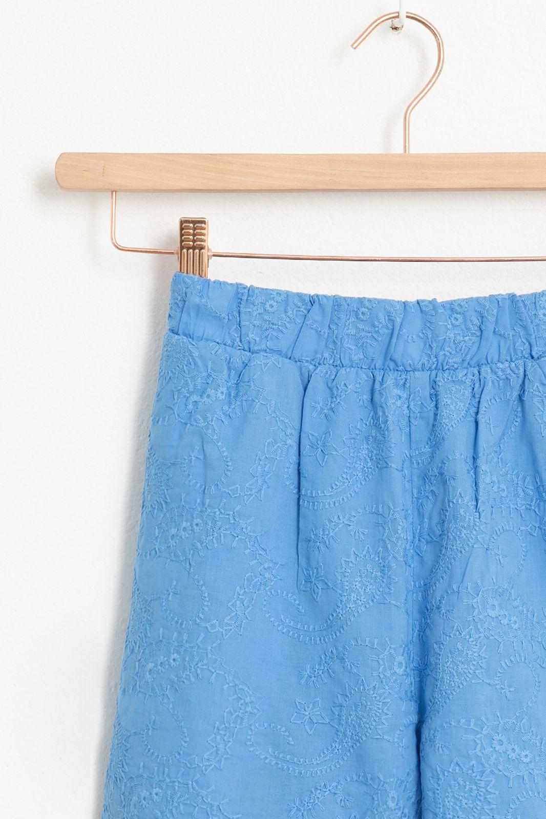 Minimum shorts Acazio 8070 blauw