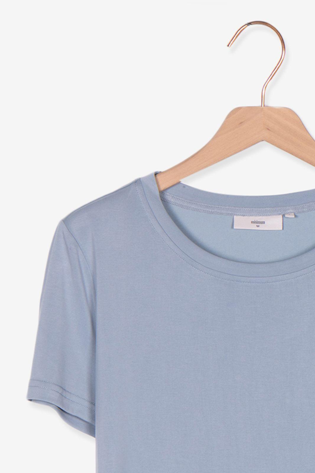 Minimum Lichtblauw t-shirt - Dames | Sissy-Boy