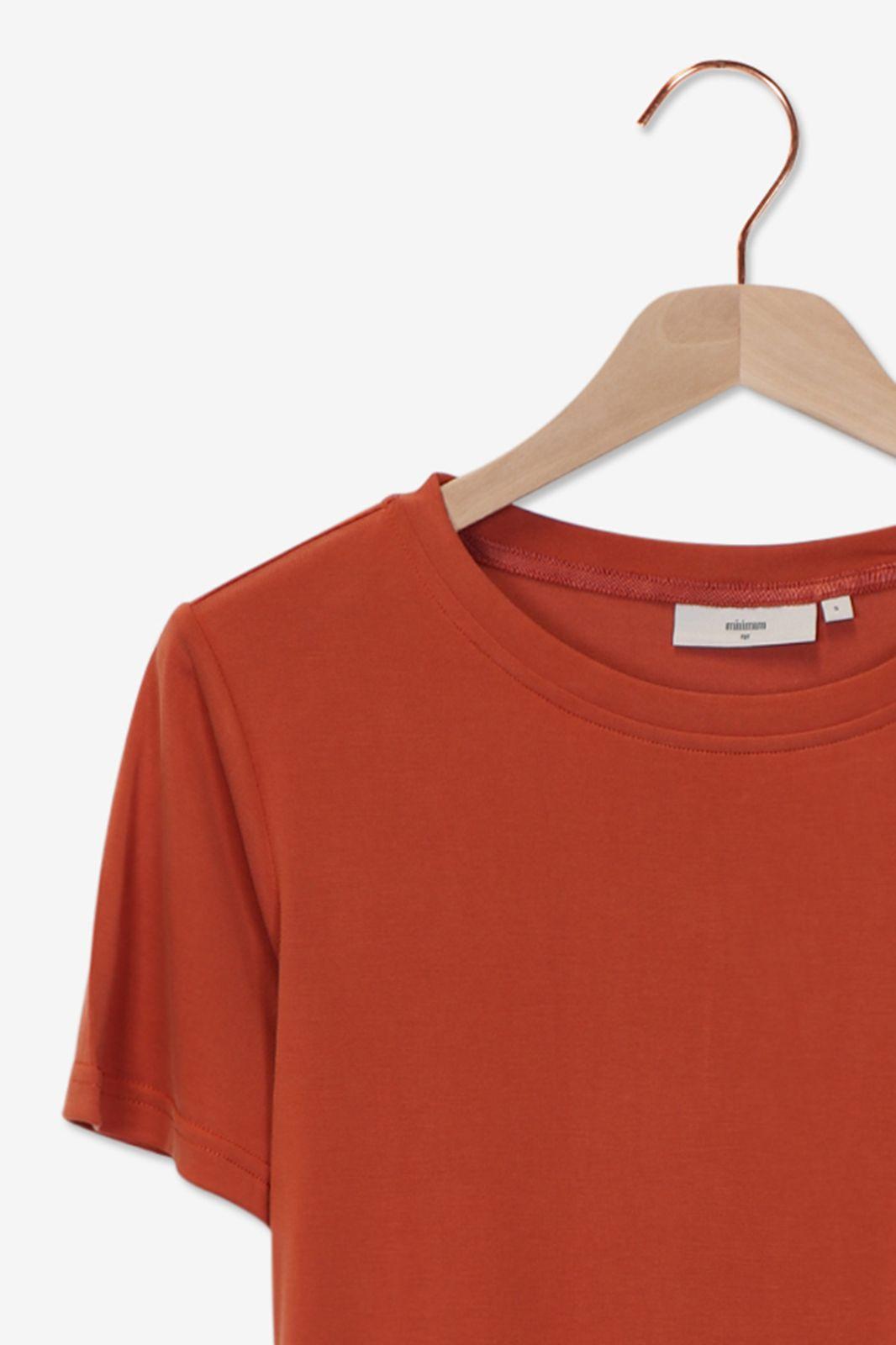 Minimum rood t-shirt