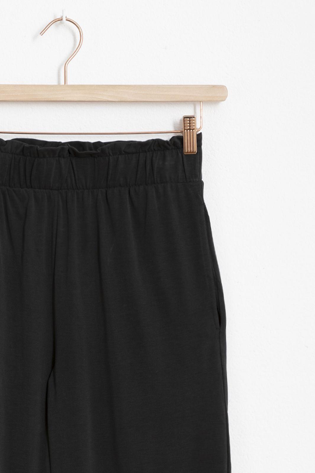 Minimum jersey broek 0281 zwart - Dames | Sissy-Boy