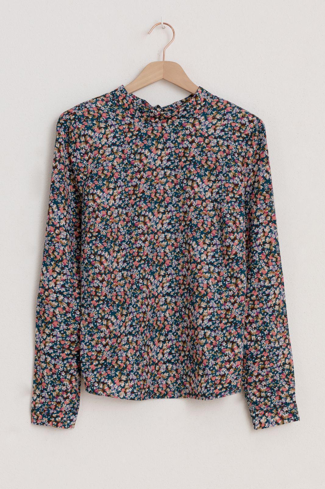 Minimum zeta long sleeved blouse 7085 - Dames | Sissy-Boy