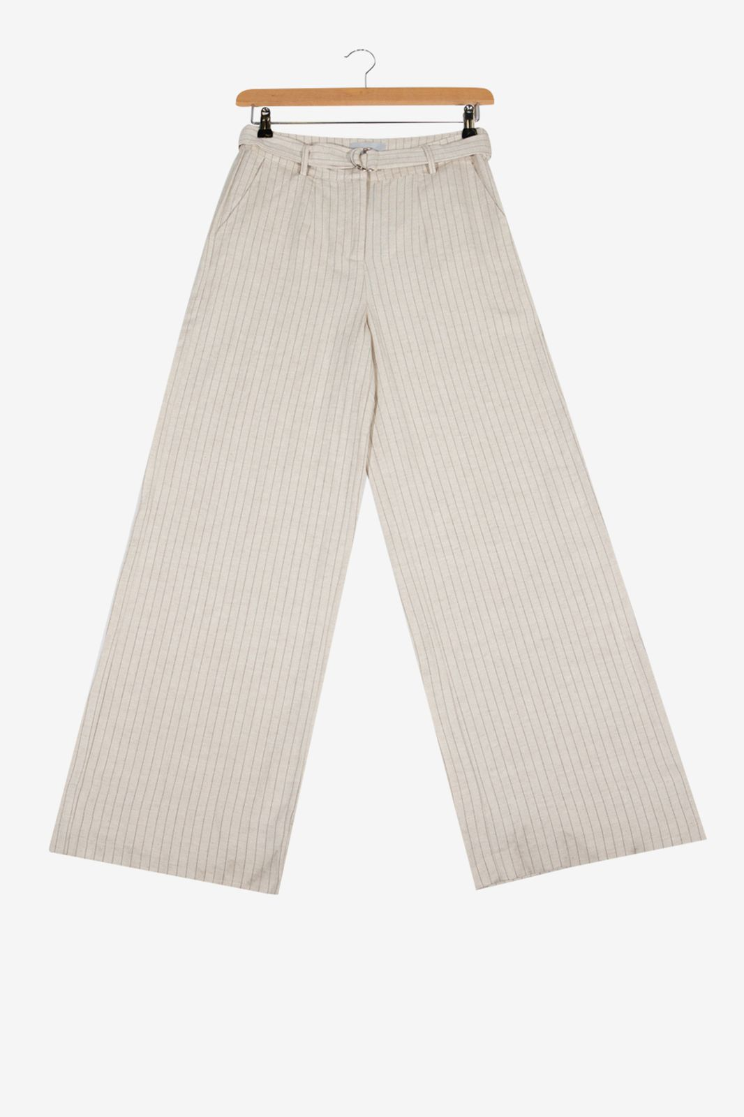 Minimum off white broek