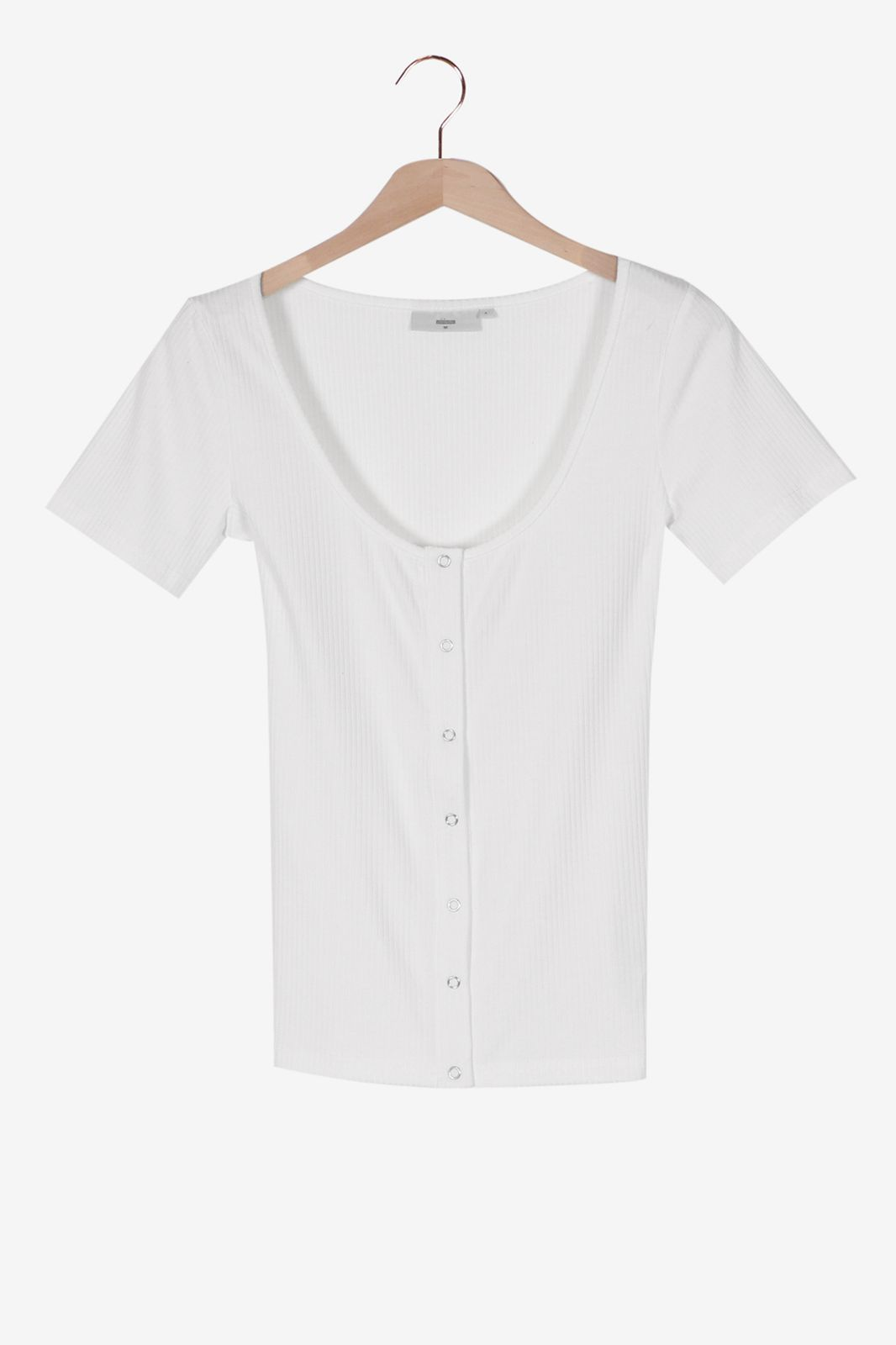 Minimum t-shirt off-white - Dames | Sissy-Boy