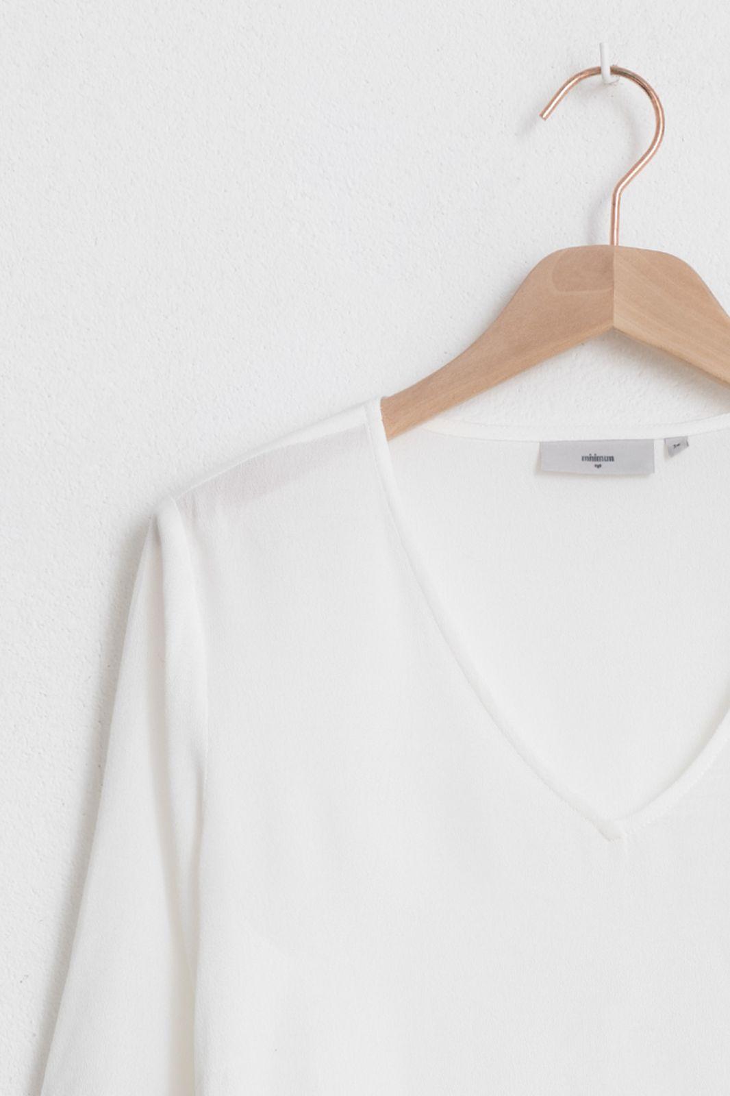Minimum blouse elvire v-neck 212 - Dames | Sissy-Boy