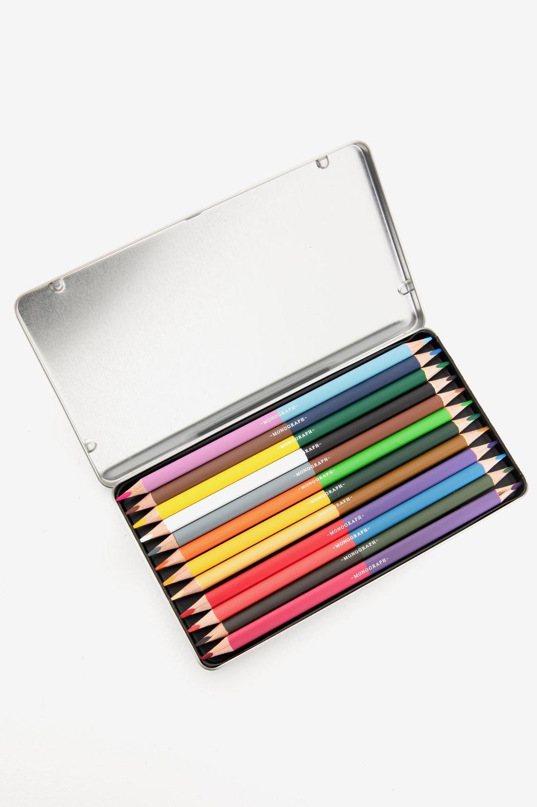 Monograph gekleurde potloden (12 stuks)