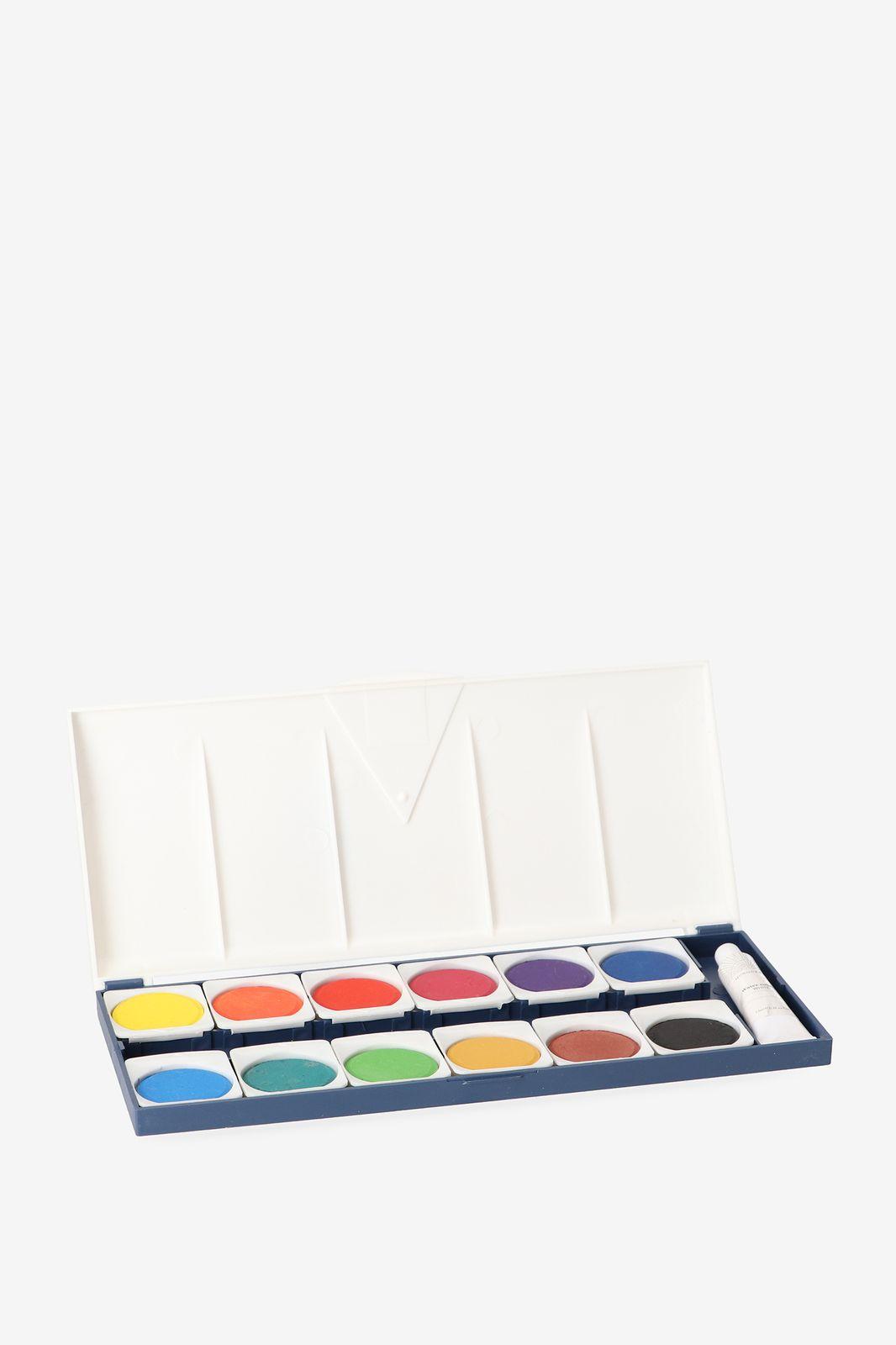 Monograph waterverf 12 kleuren - Homeland | Sissy-Boy