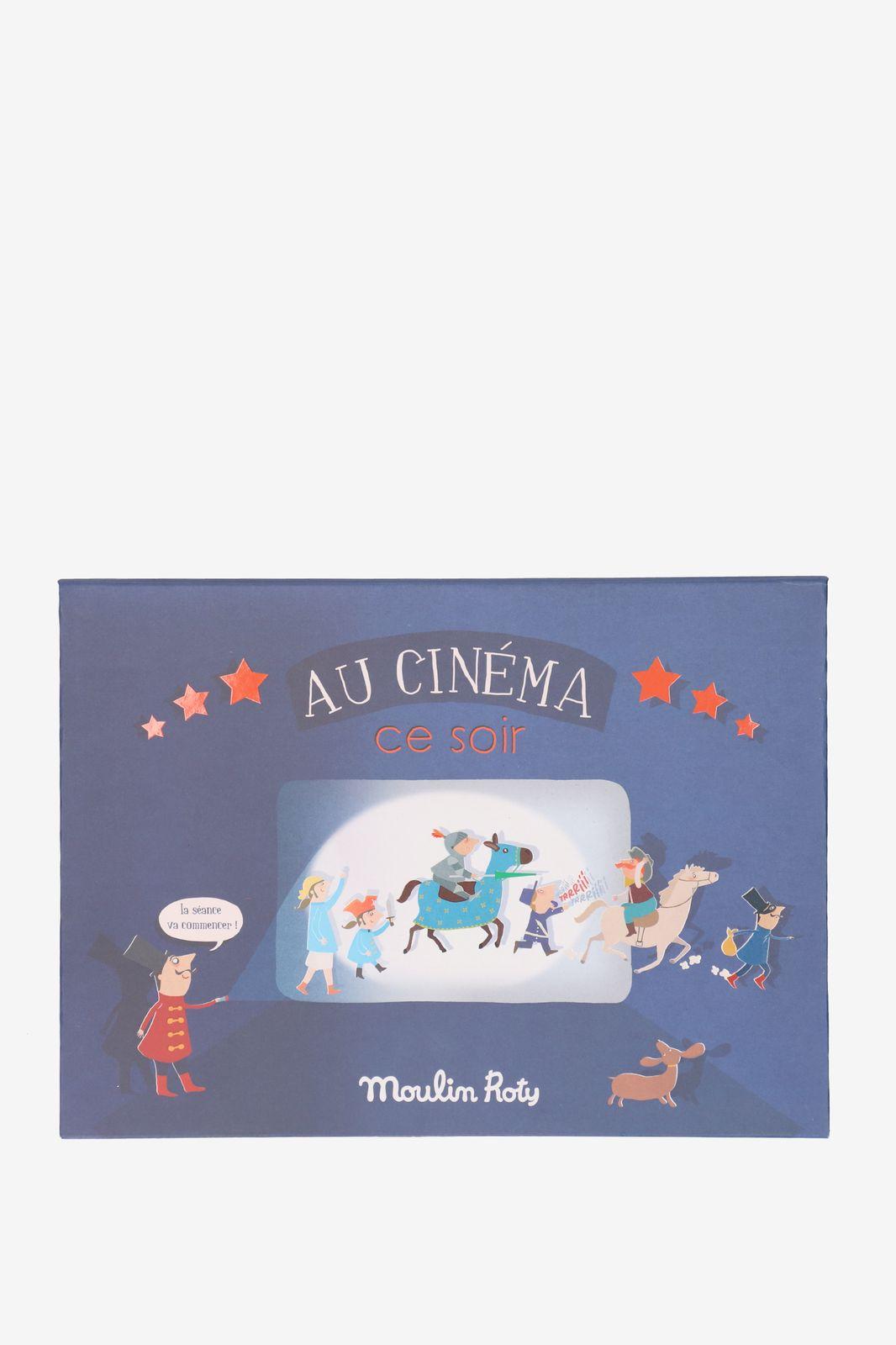 Moulin Roty mini bioscoop met 5 verhalen