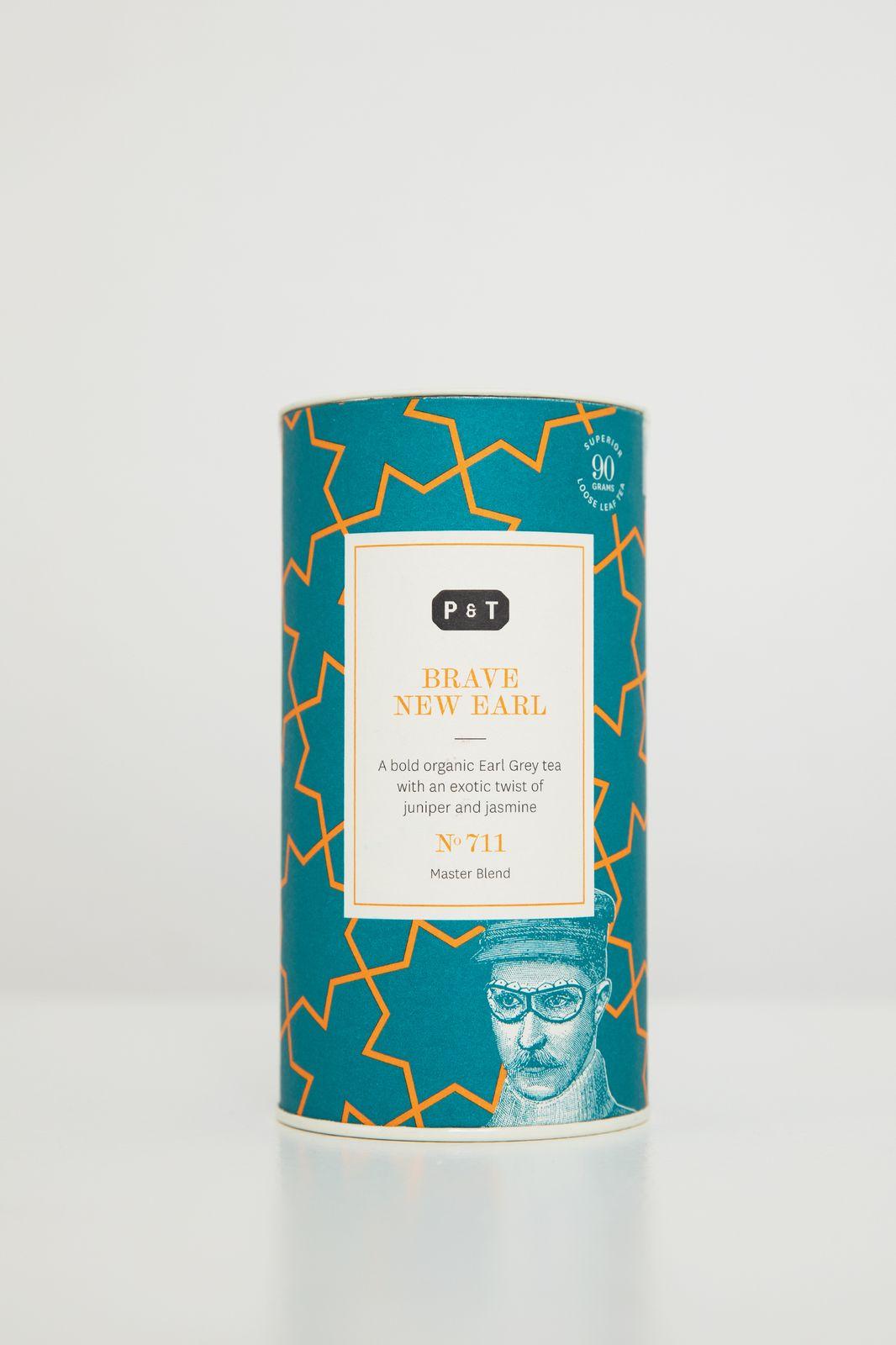 Paper and Tea earl grey - Homeland | Sissy-Boy